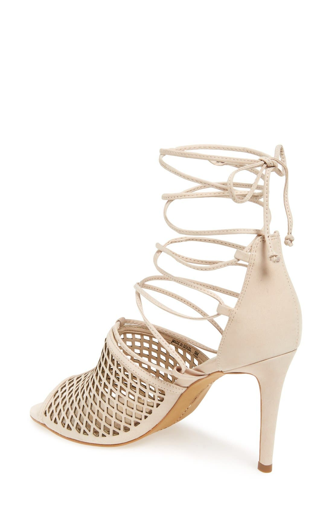 Alternate Image 2  - Vince Camuto 'Vasha' Lace-Up Sandal (Women) (Nordstrom Exclusive)
