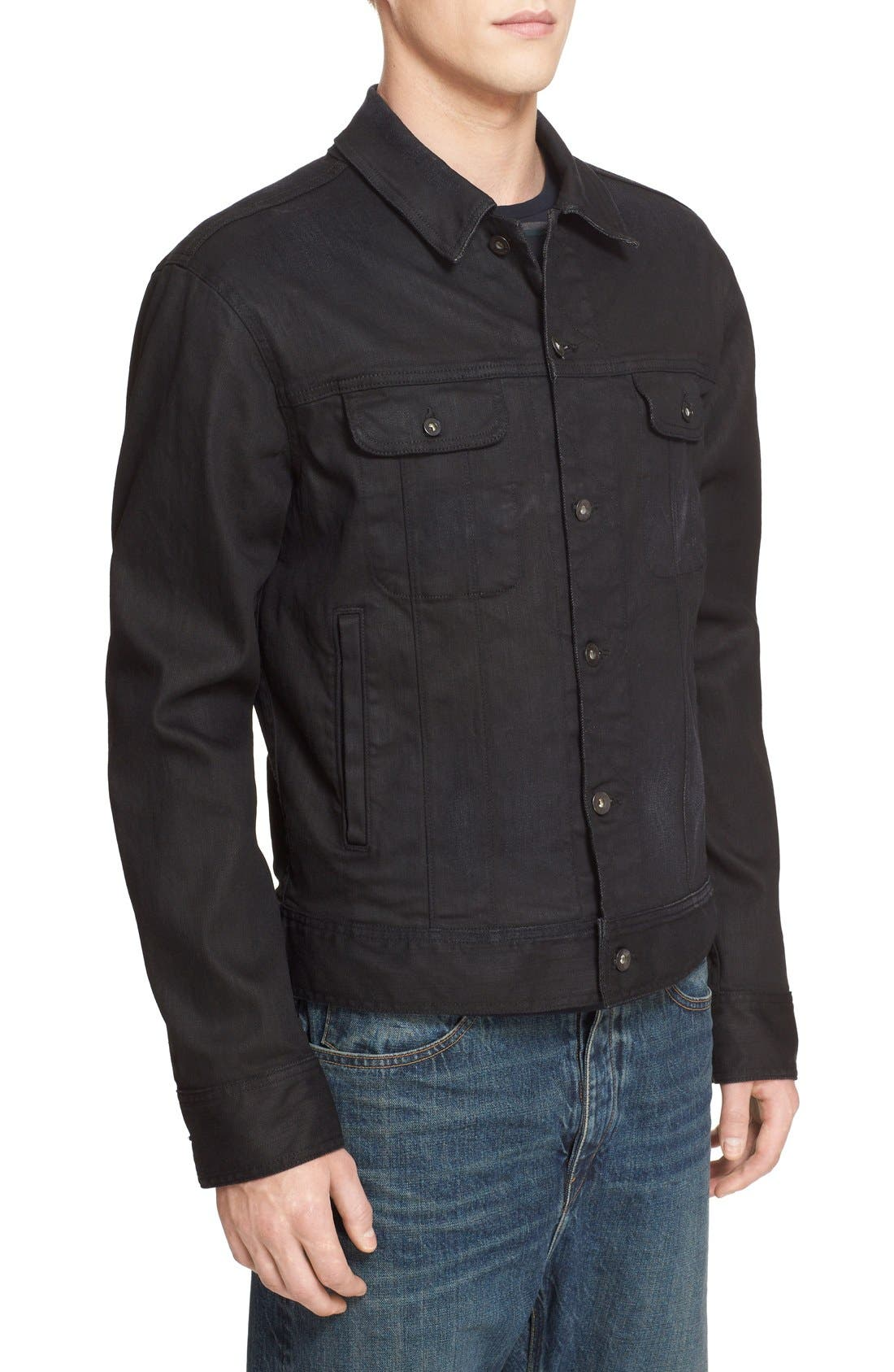 Alternate Image 4  - rag & bone Denim Jacket