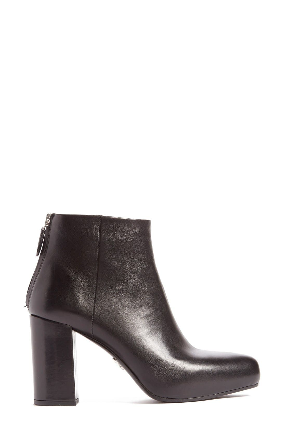 Alternate Image 3  - Prada Block Heel Bootie (Women)