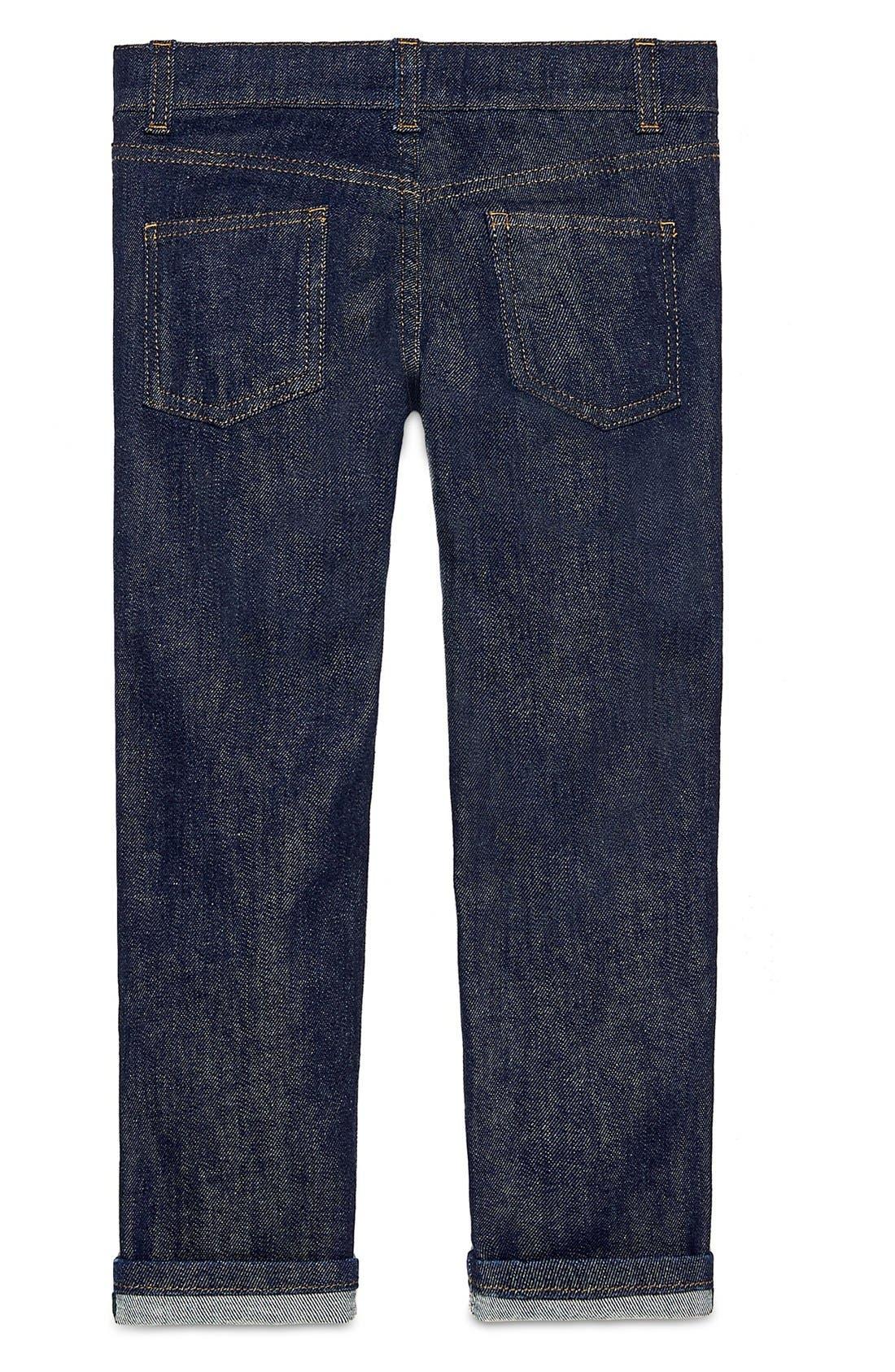 Alternate Image 2  - Gucci Straight Leg Jeans (Little Boys & Big Boys)