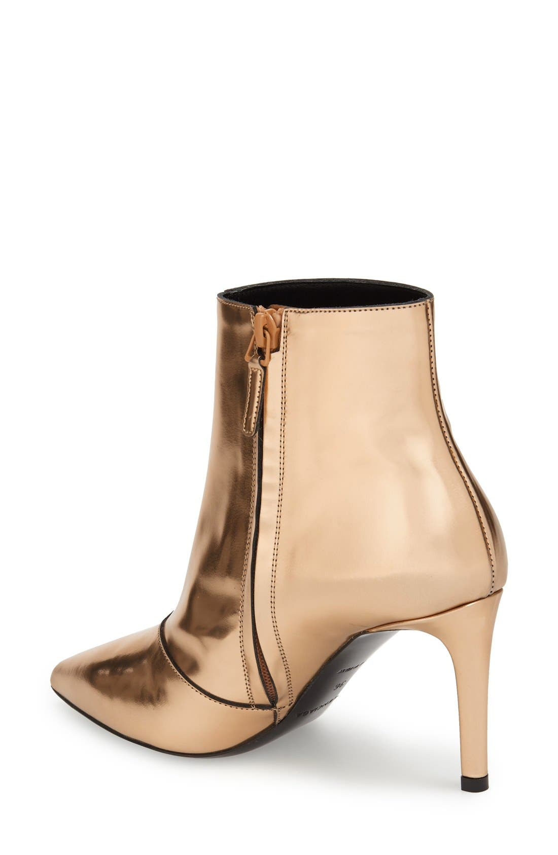 Alternate Image 2  - Balenciaga 'All Time Mirror Effect' Pointy Toe Bootie (Women)