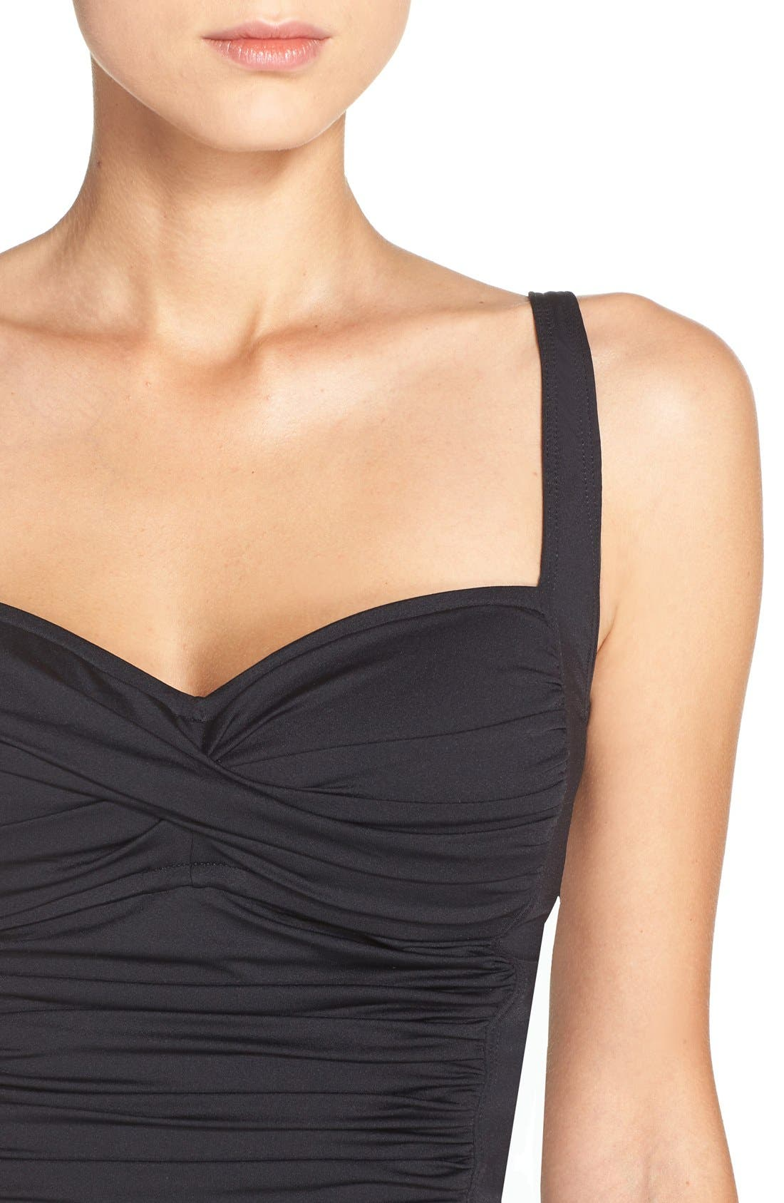 Alternate Image 4  - La Blanca 'Glamour' Tankini Top