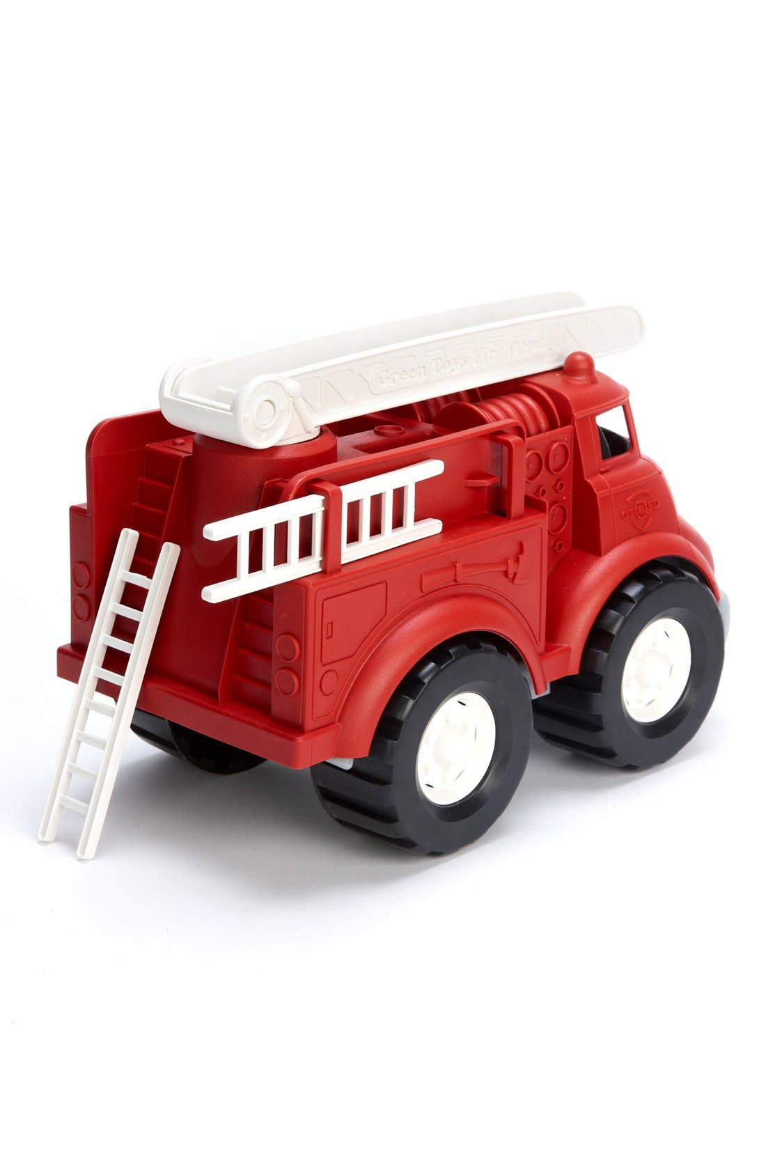 Fire Truck Toy,                             Alternate thumbnail 3, color,                             Misc