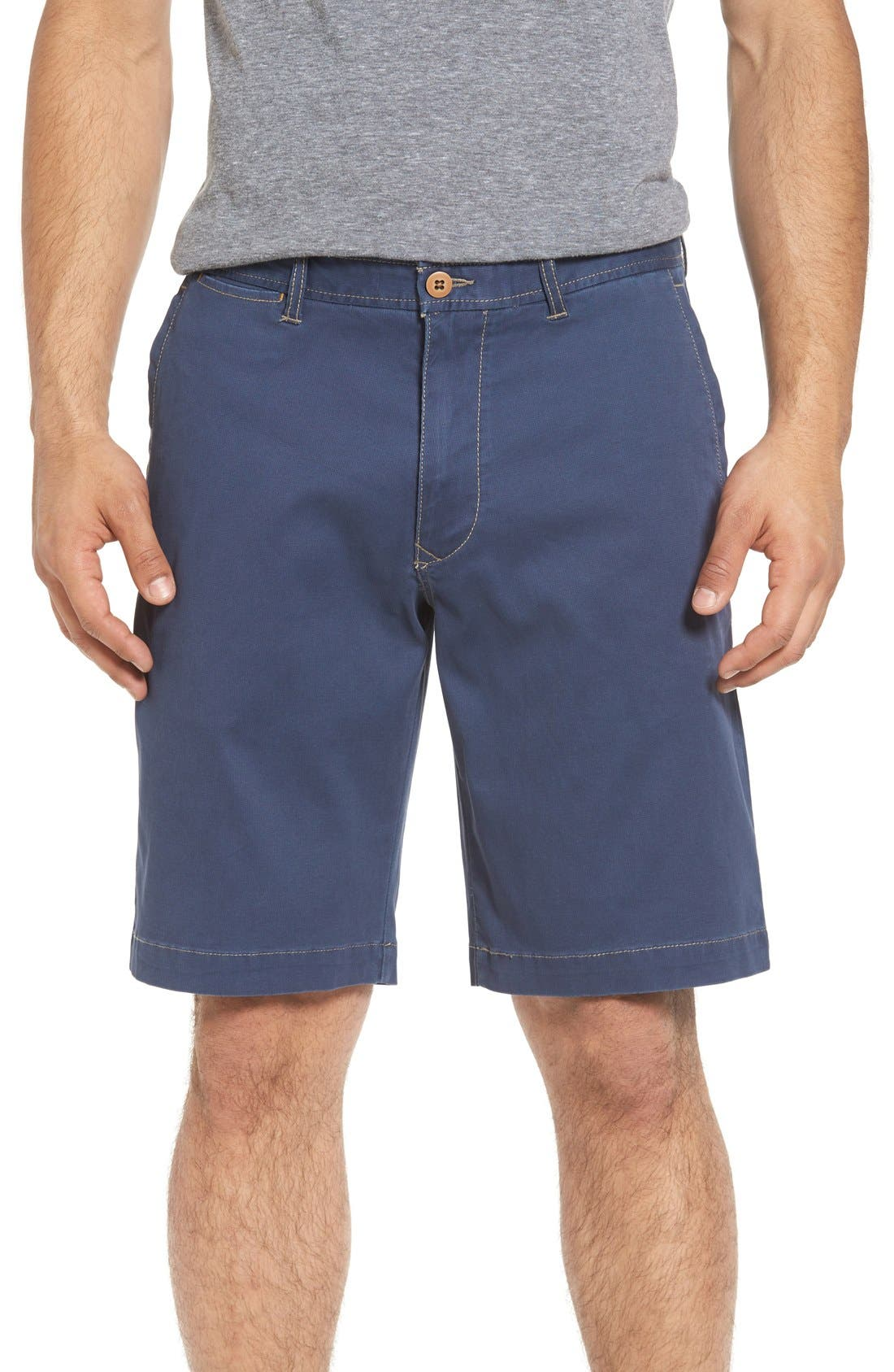 'Bedford & Sons' Shorts,                         Main,                         color, Maritime