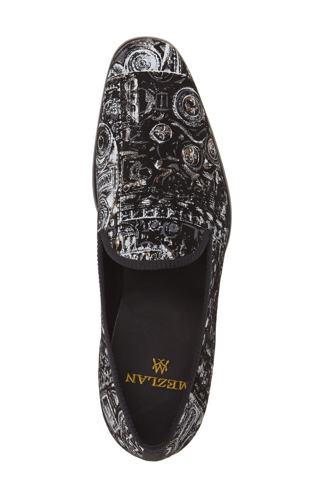 Alternate Image 3  - Mezlan 'Leno' Venetian Loafer (Men)