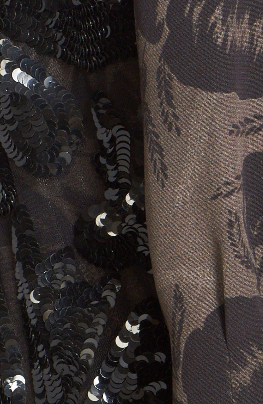 Alternate Image 3  - MARC JACOBS 'Shadow Tulip' Embellished Shift Dress