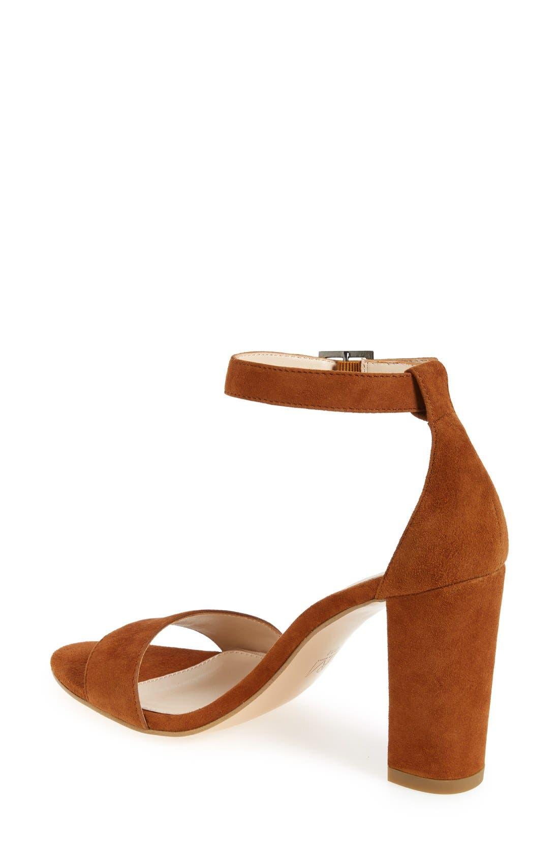 Alternate Image 2  - Pelle Moda 'Bonnie' Ankle Strap Sandal (Women)