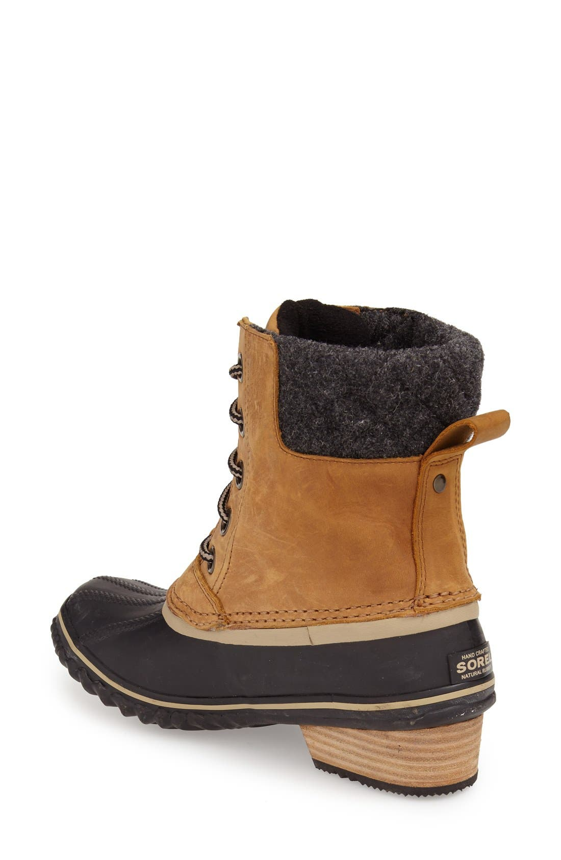 Alternate Image 2  - SOREL Slimpack II Waterproof Boot (Women)