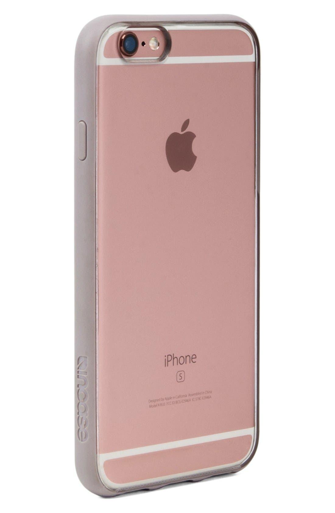 Pop Case iPhone 6 Plus/6s Plus Case,                             Alternate thumbnail 3, color,                             Clear/ Lavender