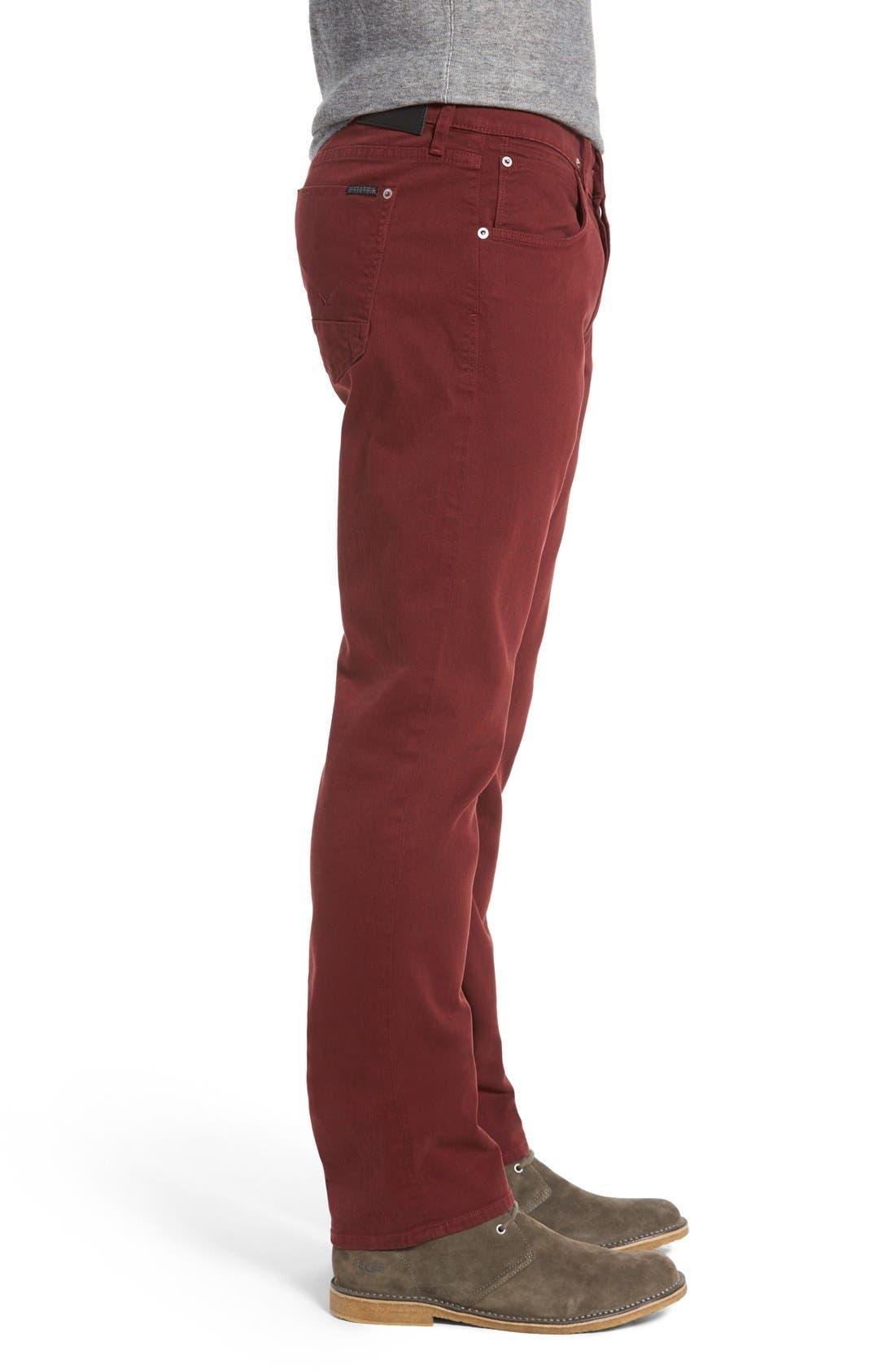 Alternate Image 3  - Hudson Jeans 'Byron' Slim Straight Leg Jeans