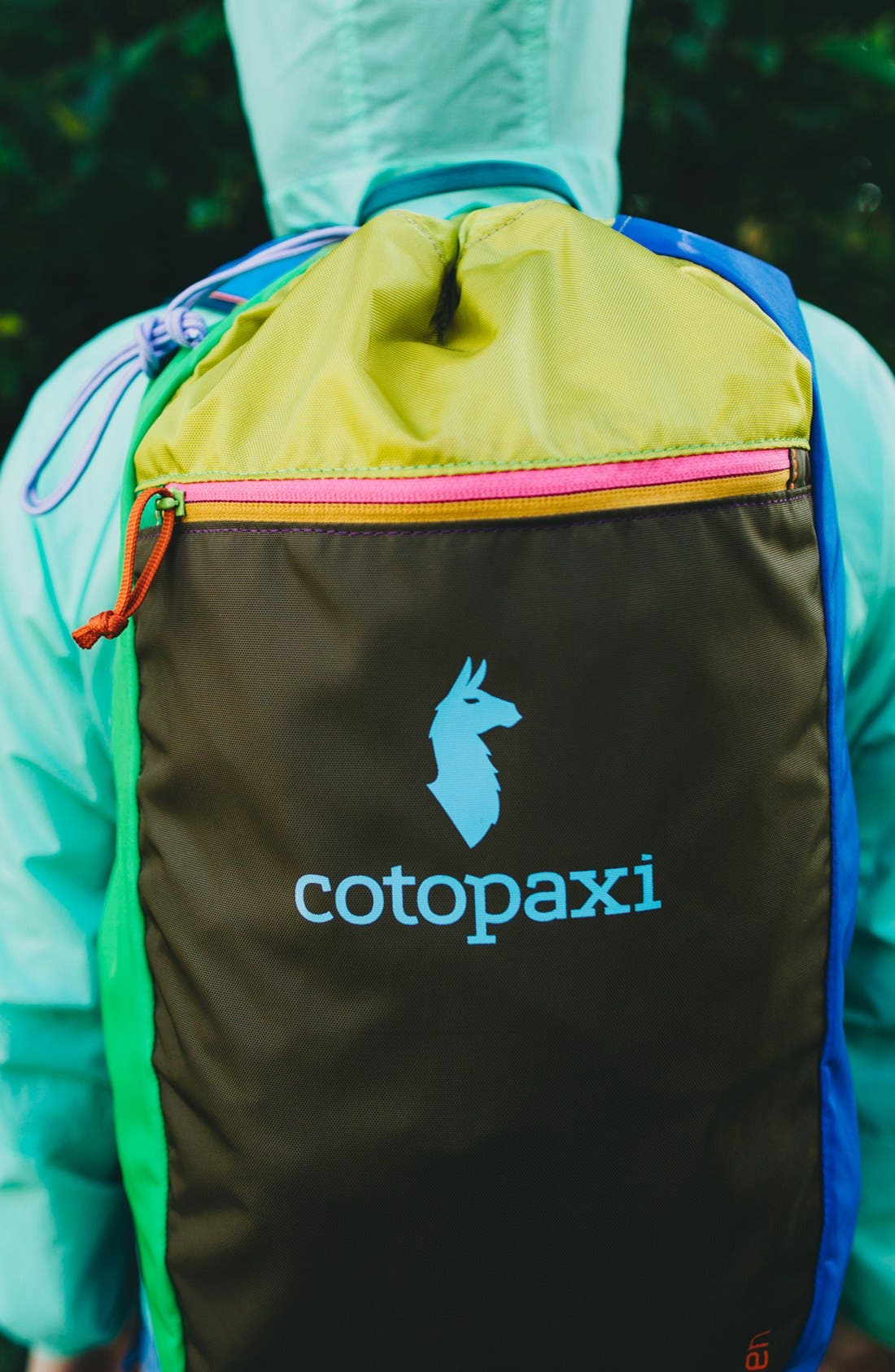 Alternate Image 8  - Cotopaxi Luzon Del Dia One of a Kind Ripstop Nylon Daypack