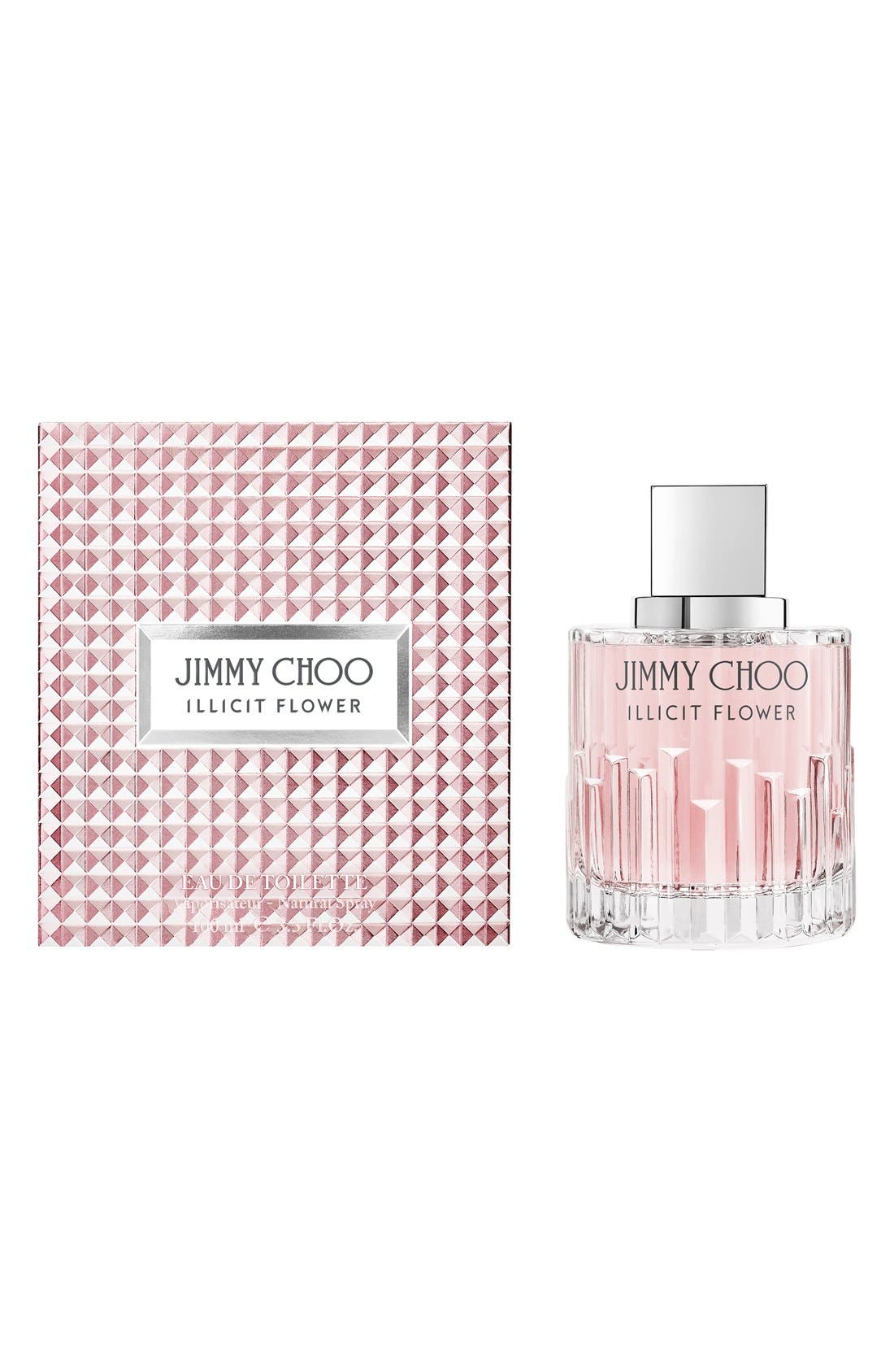 Jimmy Choo 'Illicit Flower' Eau de Toilette