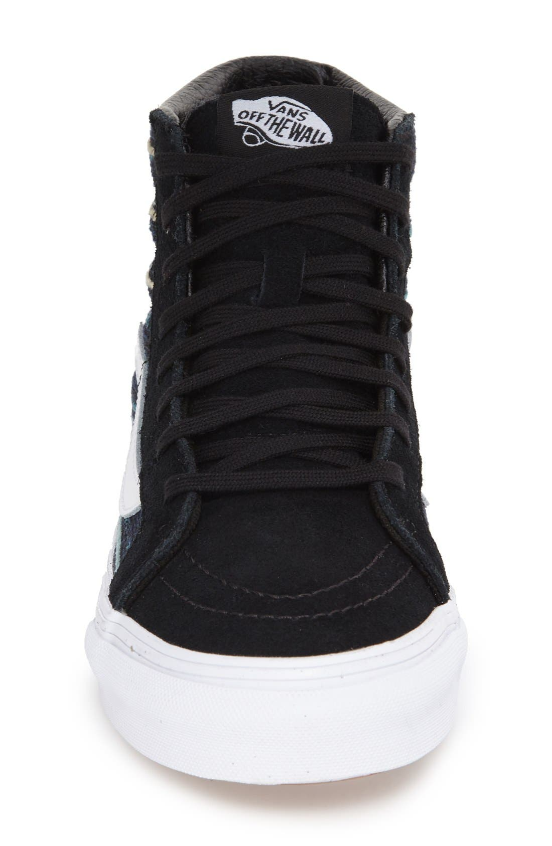 Alternate Image 3  - Vans Sk-8 Hi Slim Sneaker (Women)