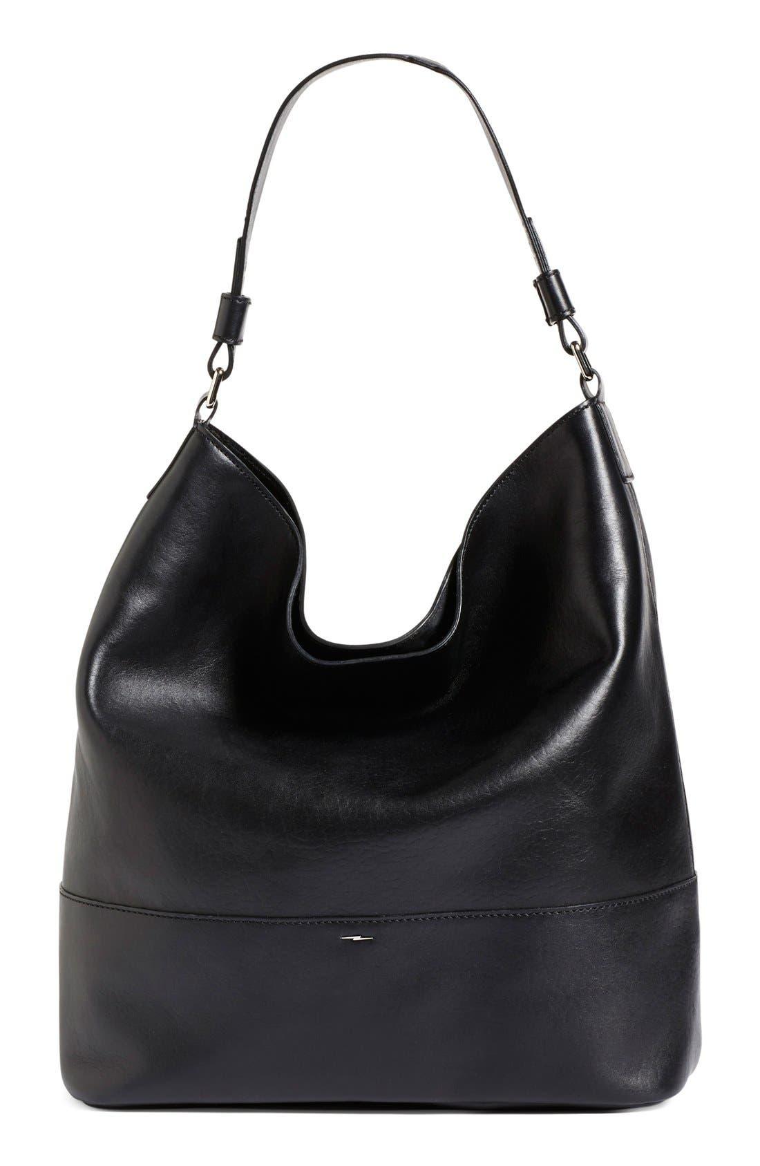 Alternate Image 1 Selected - Shinola Relaxed Leather Hobo Bag