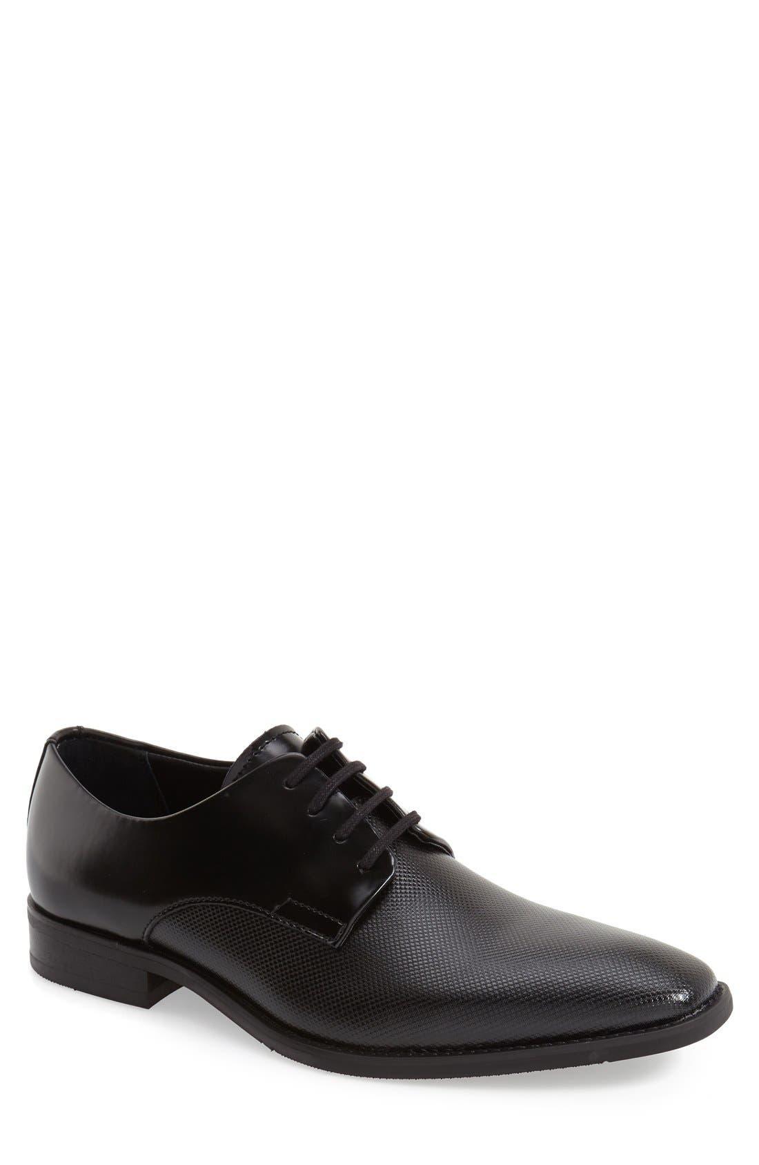 Calvin Klein 'Ramses' Plain Toe Derby (Men)