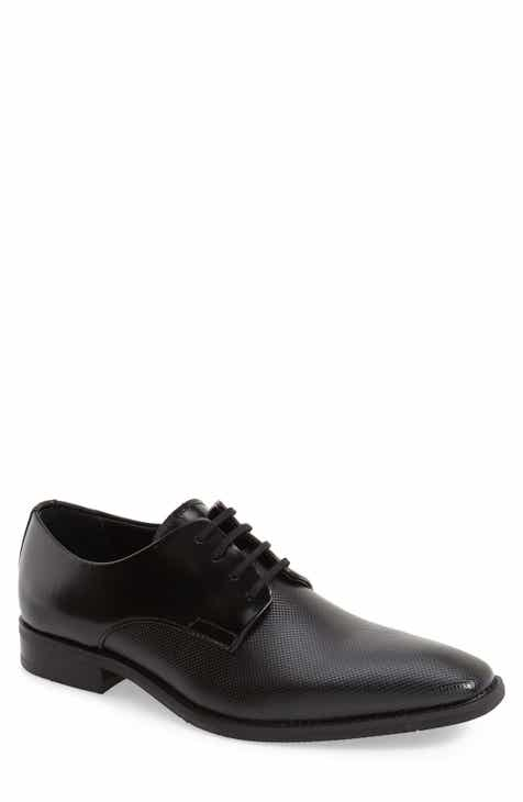 c9729134f4fb Calvin Klein  Ramses  Plain Toe Derby (Men)