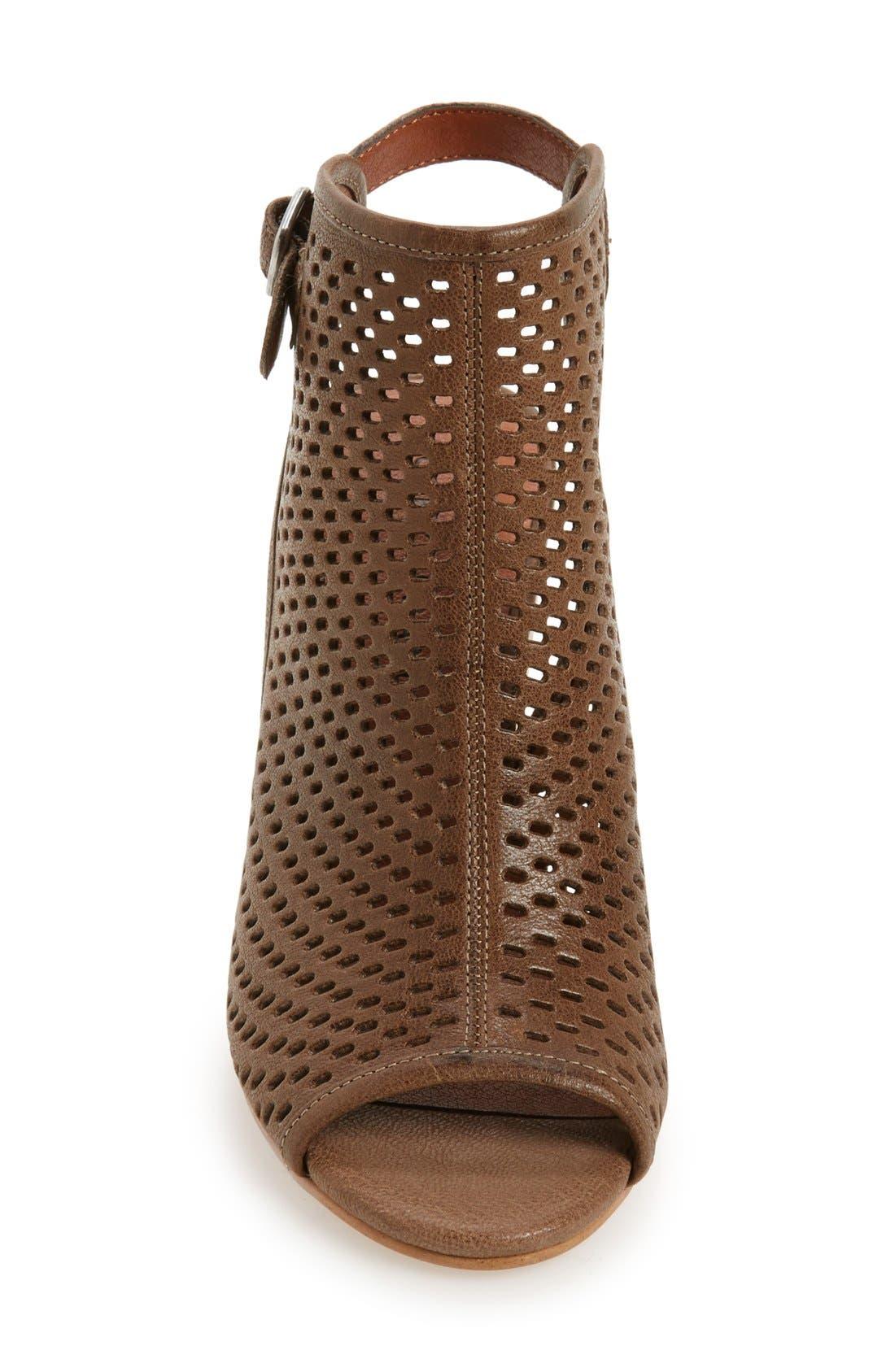 Alternate Image 3  - Lucky Brand 'Rozina' Cutout Wedge Sandal (Women)