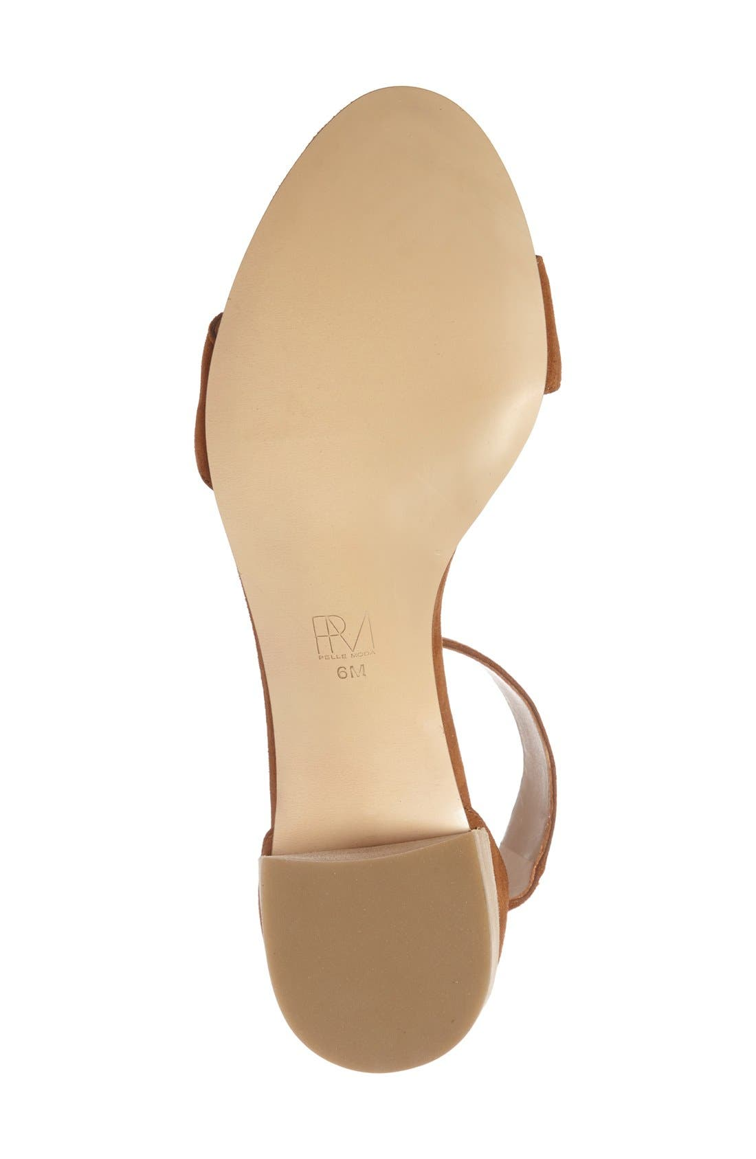 Alternate Image 4  - Pella Moda 'Urban' Block Heel Sandal (Women)