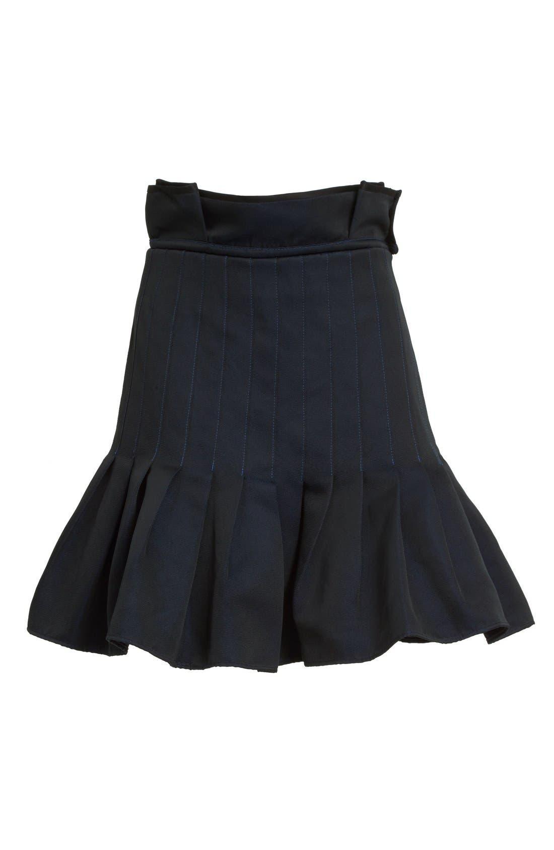 Alternate Image 4  - ELLERY 'Kyoto' Pleated Miniskirt