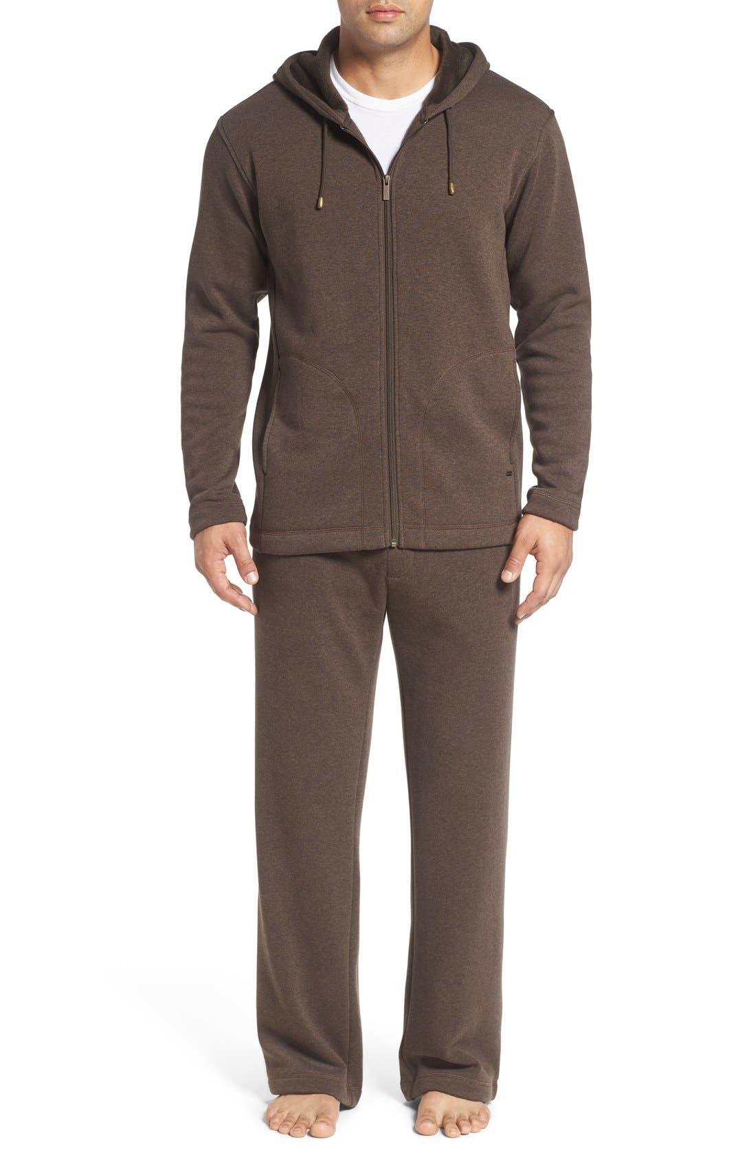 Alternate Image 6  - UGG® 'Bownes' Zip Hoodie
