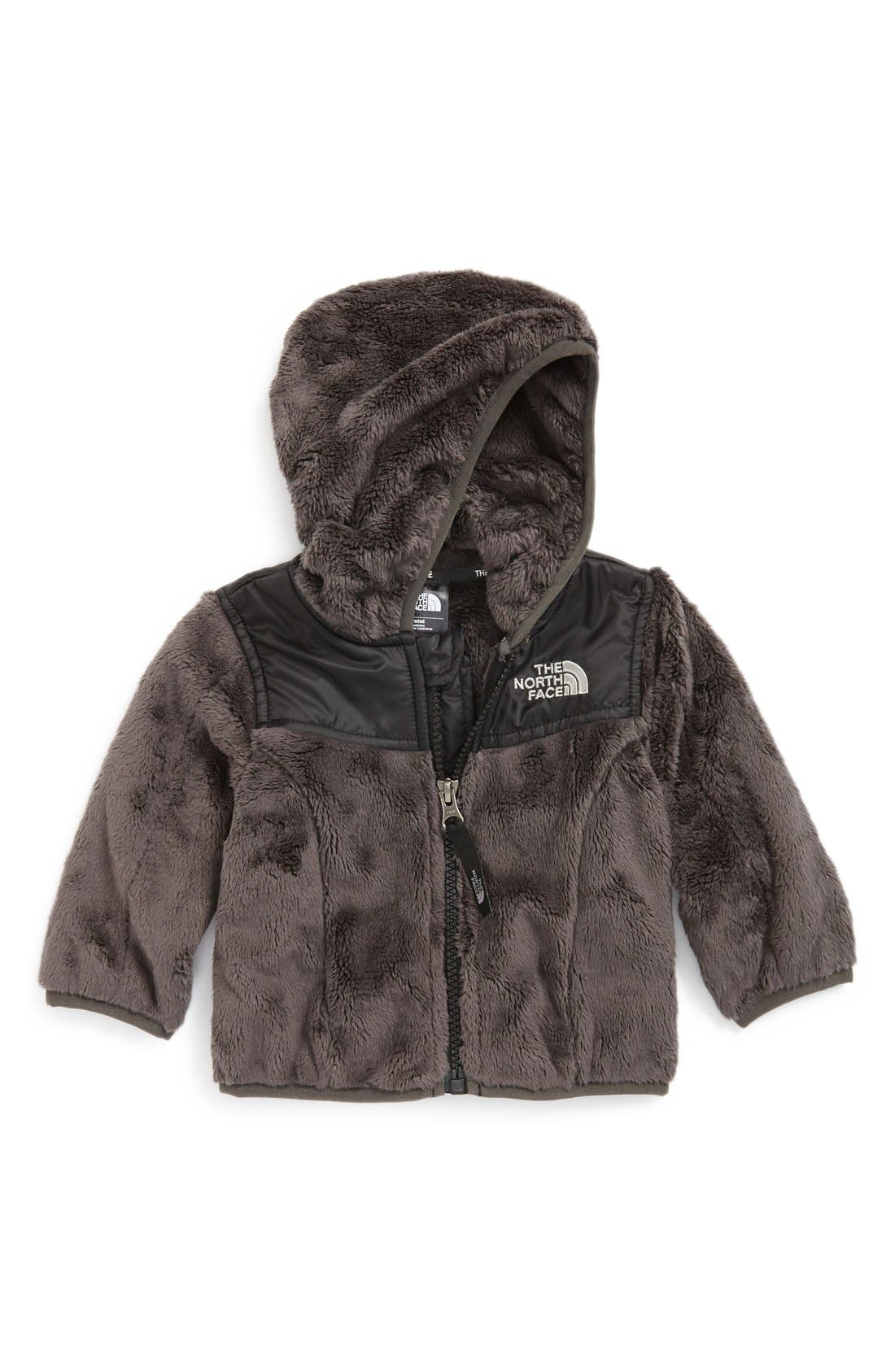 Alternate Image 1 Selected - The North Face 'Oso' Fleece Hoodie (Baby)