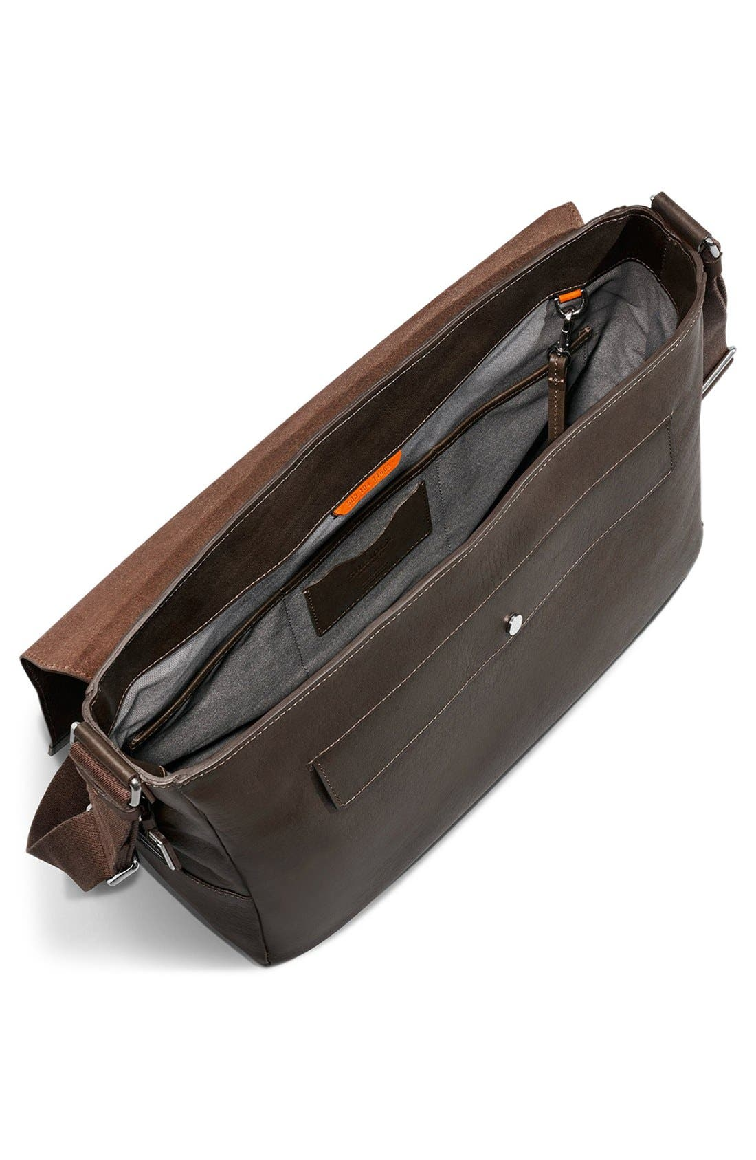 Alternate Image 3  - Shinola East/West Messenger Bag