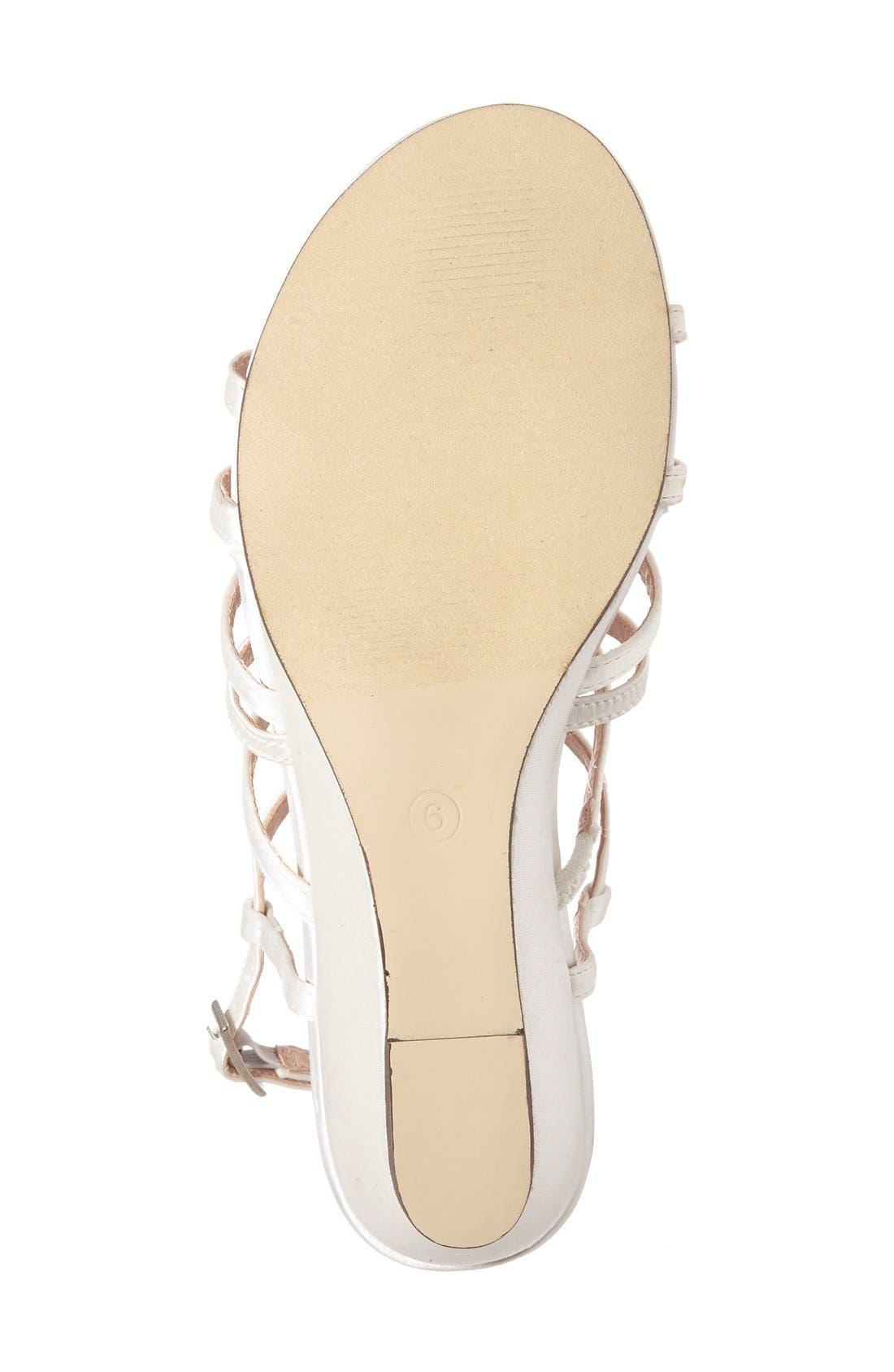 Alternate Image 4  - pink paradox london 'Opulent' Wedge Sandal (Women)