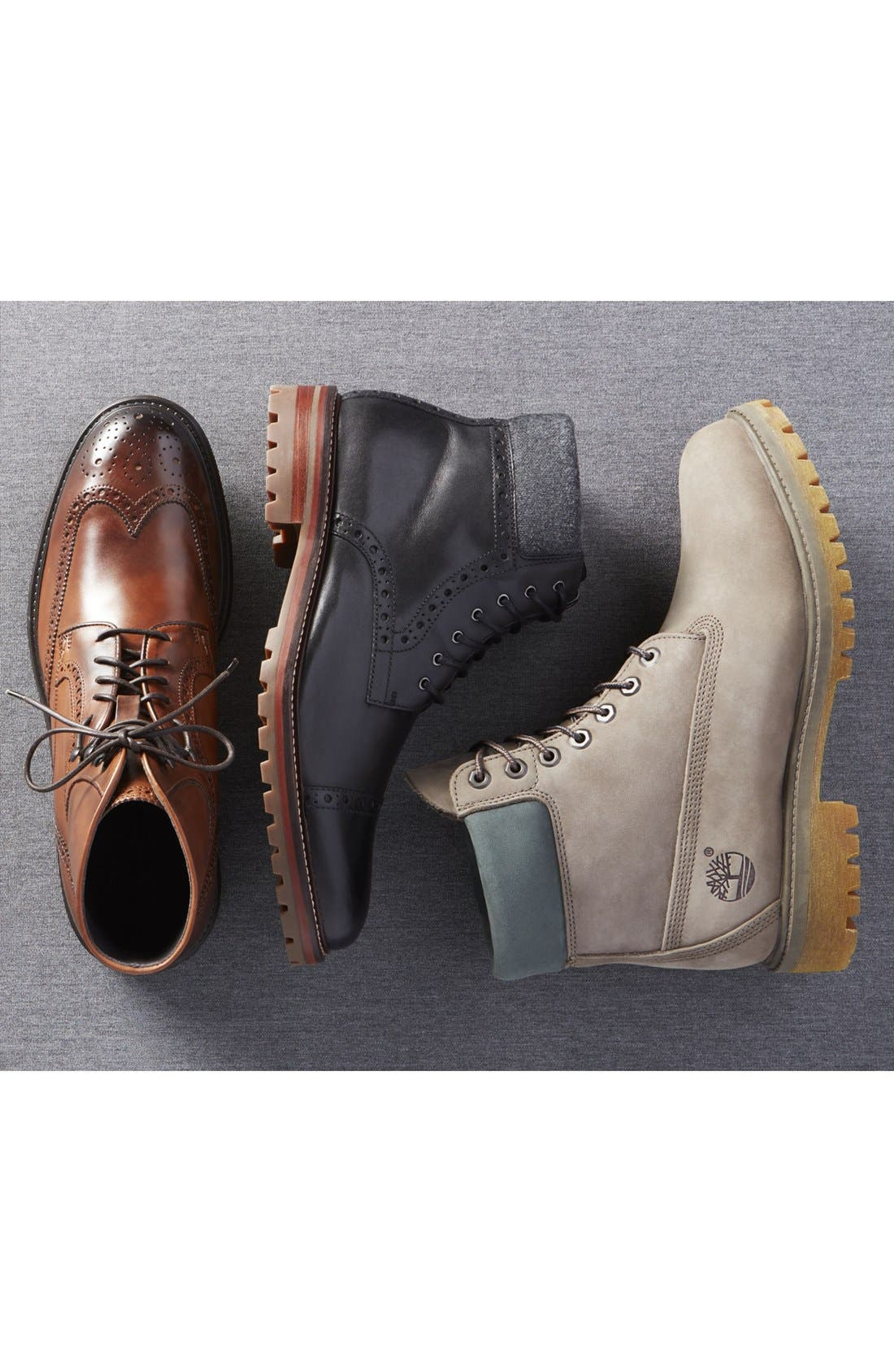 Alternate Image 5  - To Boot New York 'Hobson' Wingtip Boot (Men)
