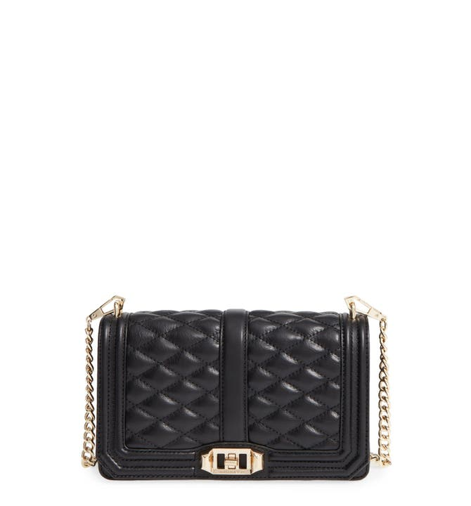 Main Image Rebecca Minkoff Love Leather Crossbody Bag