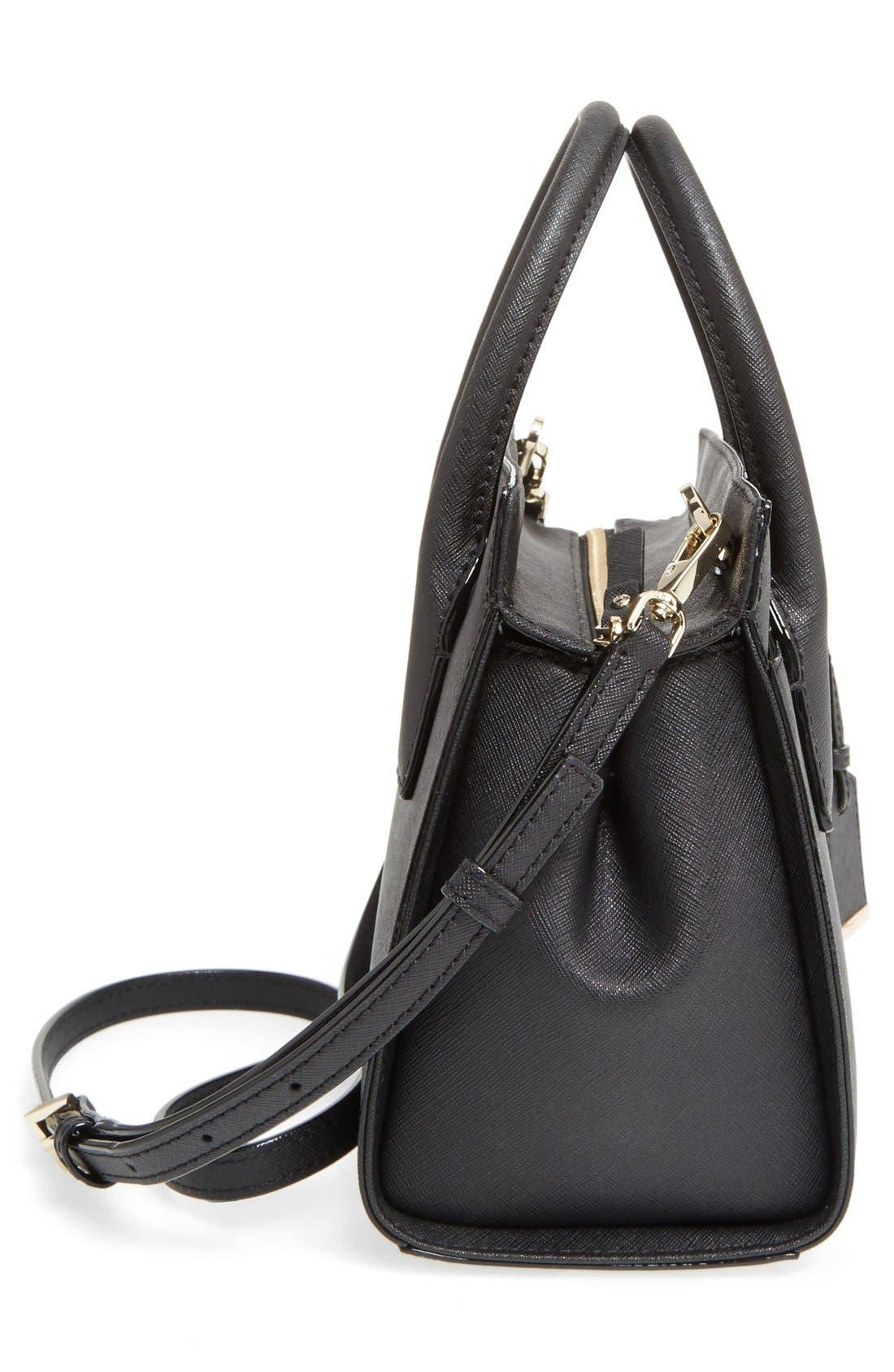 Alternate Image 5  - kate spade new york 'cameron street - mini candace' leather satchel