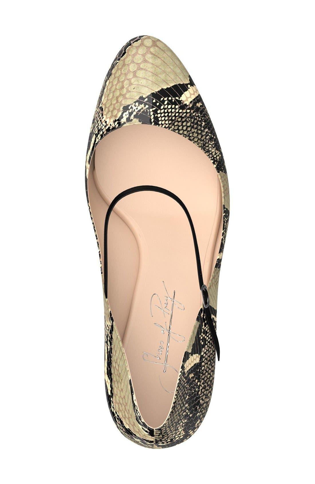 Alternate Image 3  - Shoes of Prey Mary Jane Pump (Women)