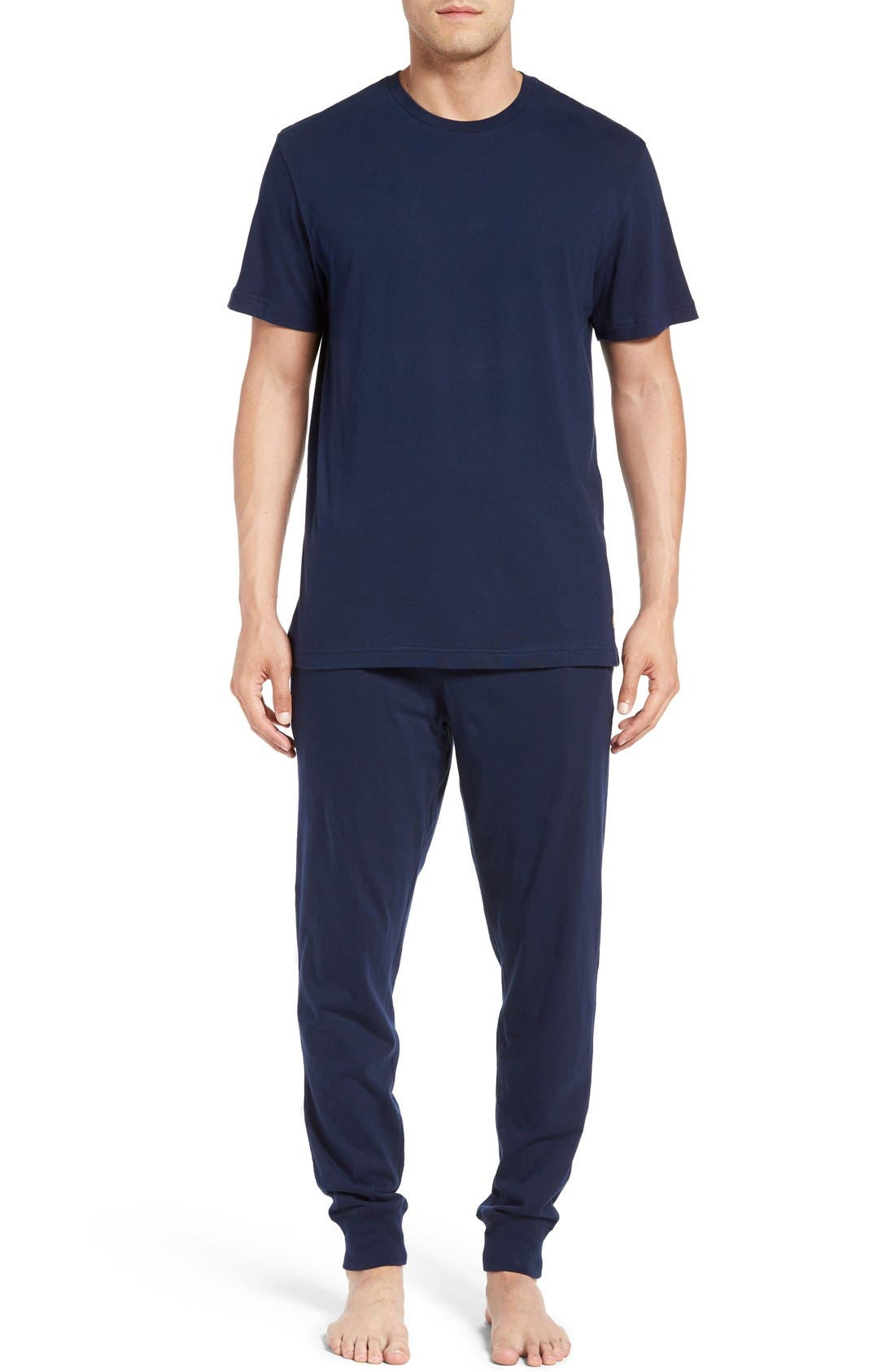Alternate Image 6  - Polo Ralph Lauren Relaxed Fit Jogger Pants
