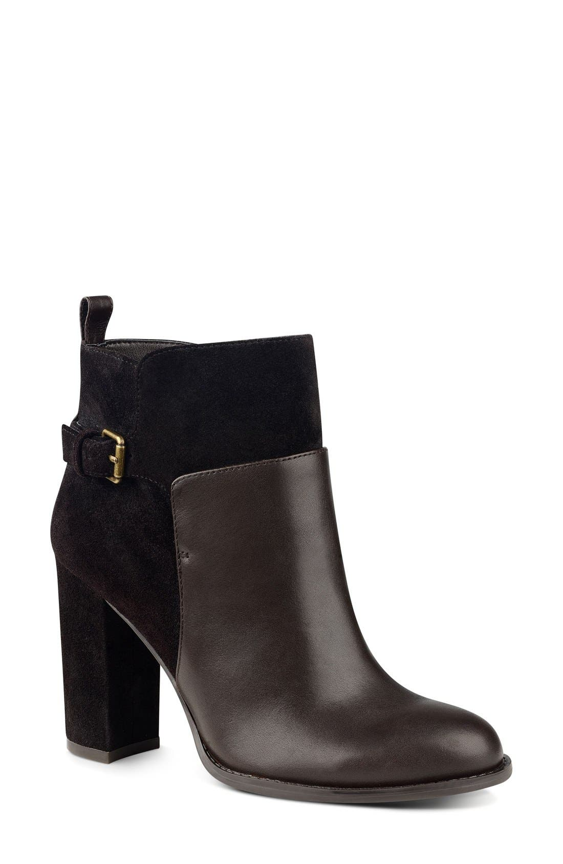 Main Image - Nine West 'Quinah' Bootie (Women)