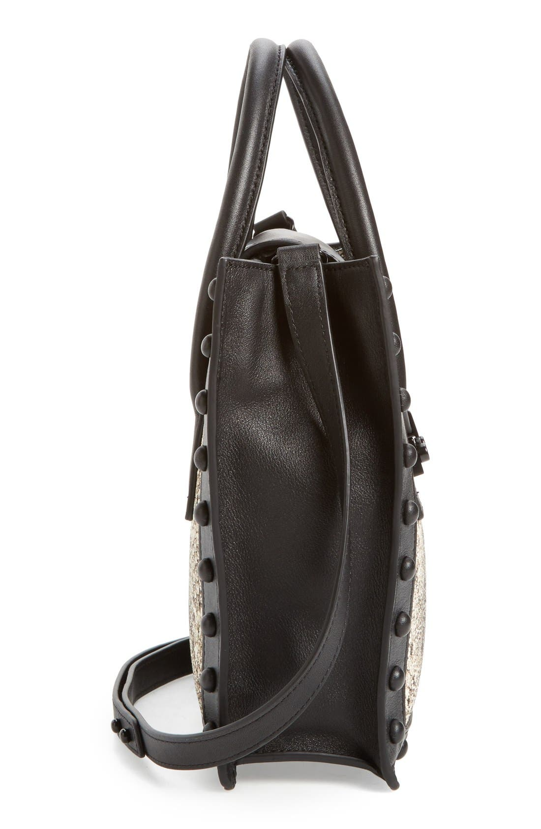 Alternate Image 5  - Loeffler Randall 'Junior Work' Leather Tote