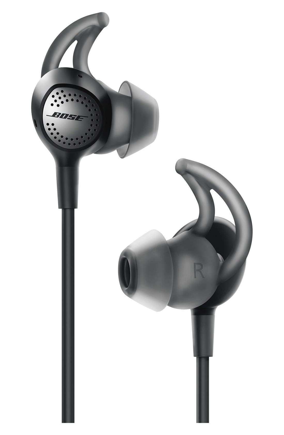 QuietControl<sup>®</sup> 30 Wireless Headphones,                             Alternate thumbnail 8, color,                             Black