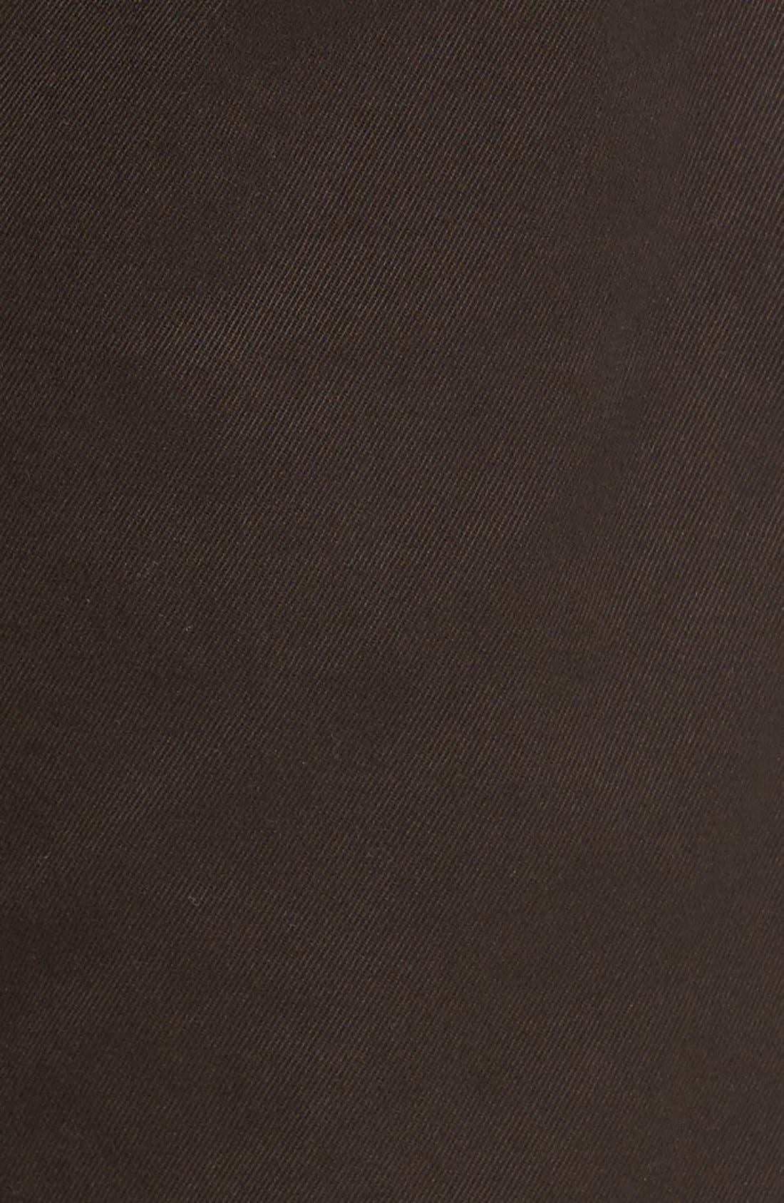 'Matchbox BES' Slim Fit Pants,                             Alternate thumbnail 7, color,                             Deep Bark