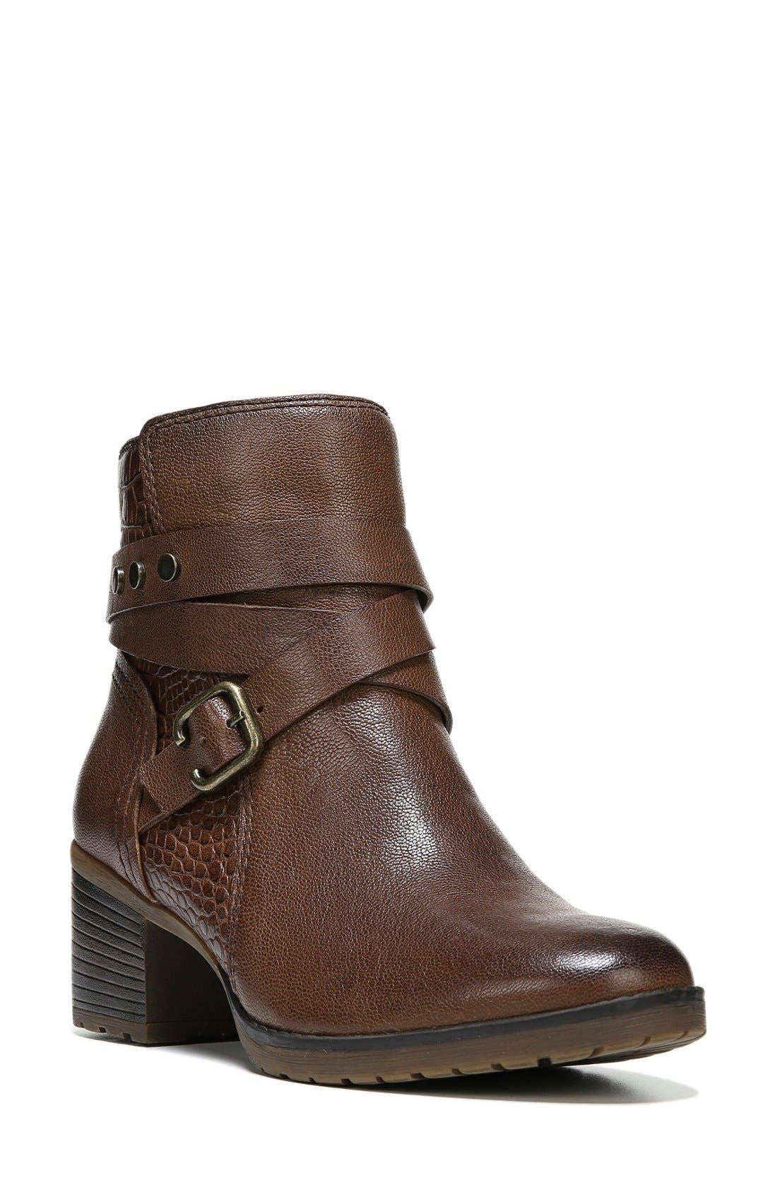 'Ringer' Boot,                             Main thumbnail 1, color,                             Tan Leather