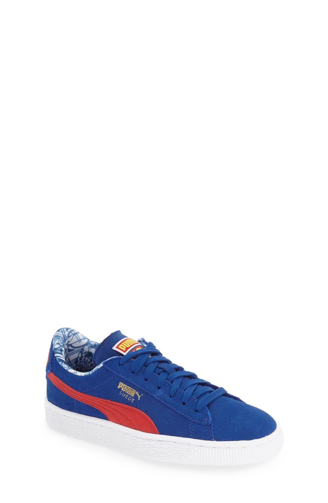 PUMA 'Superman Jr.' Sneaker (Big Kid)