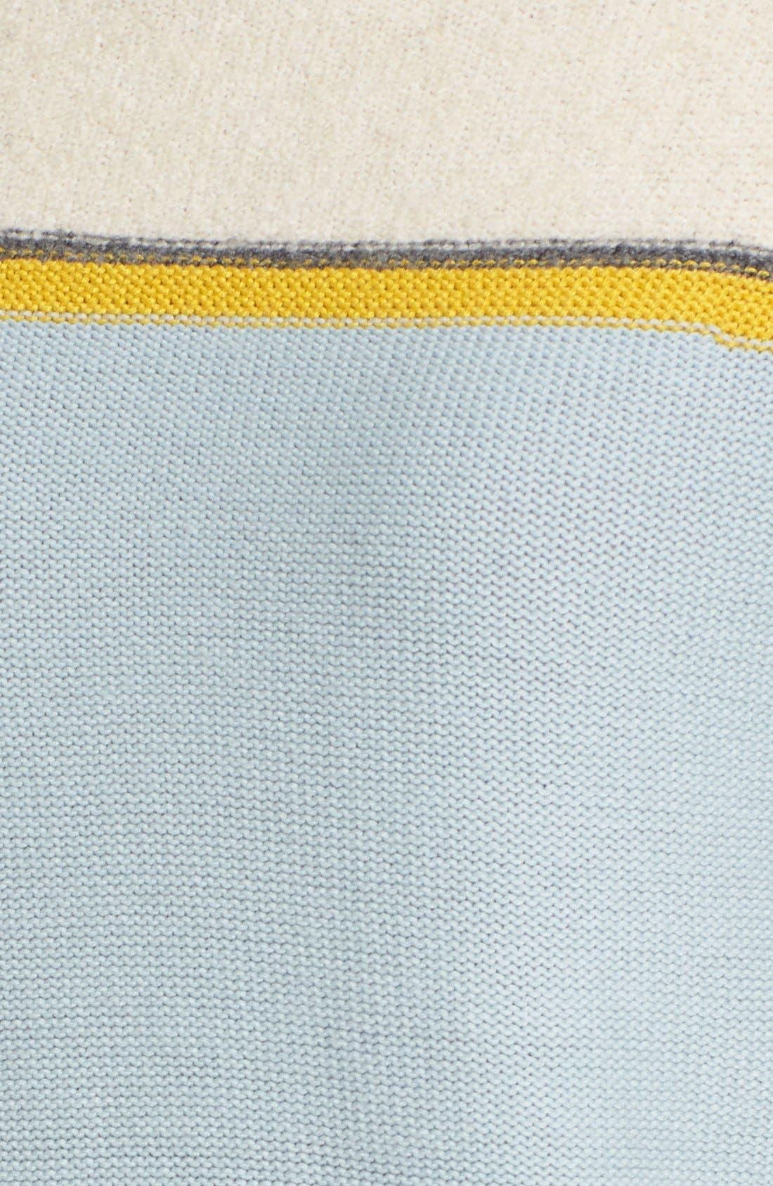 Alternate Image 5  - Caslon® Button Back Sweater (Regular & Petite)