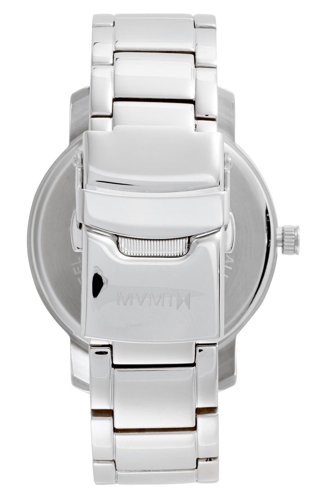Alternate Image 2  - MVMT Bracelet Watch, 38mm