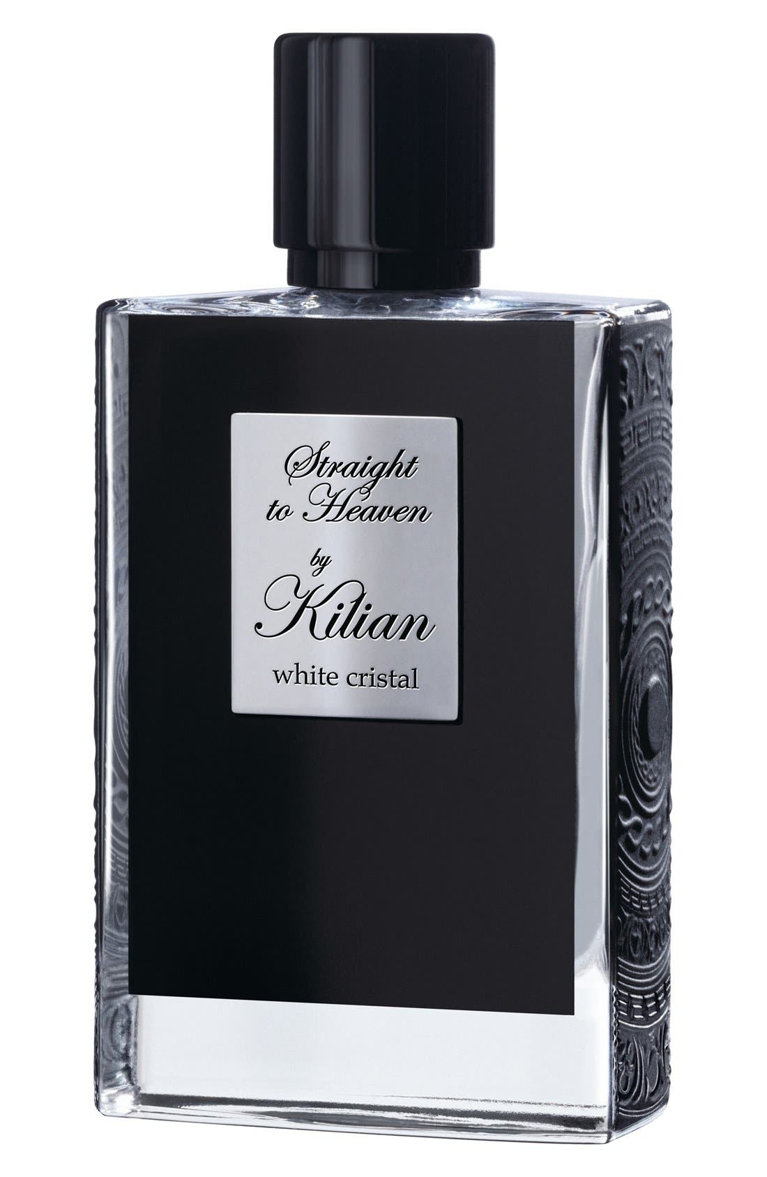 Kilian 'L'Oeuvre Noire - Straight to Heaven, white cristal' Refillable Fragrance Spray