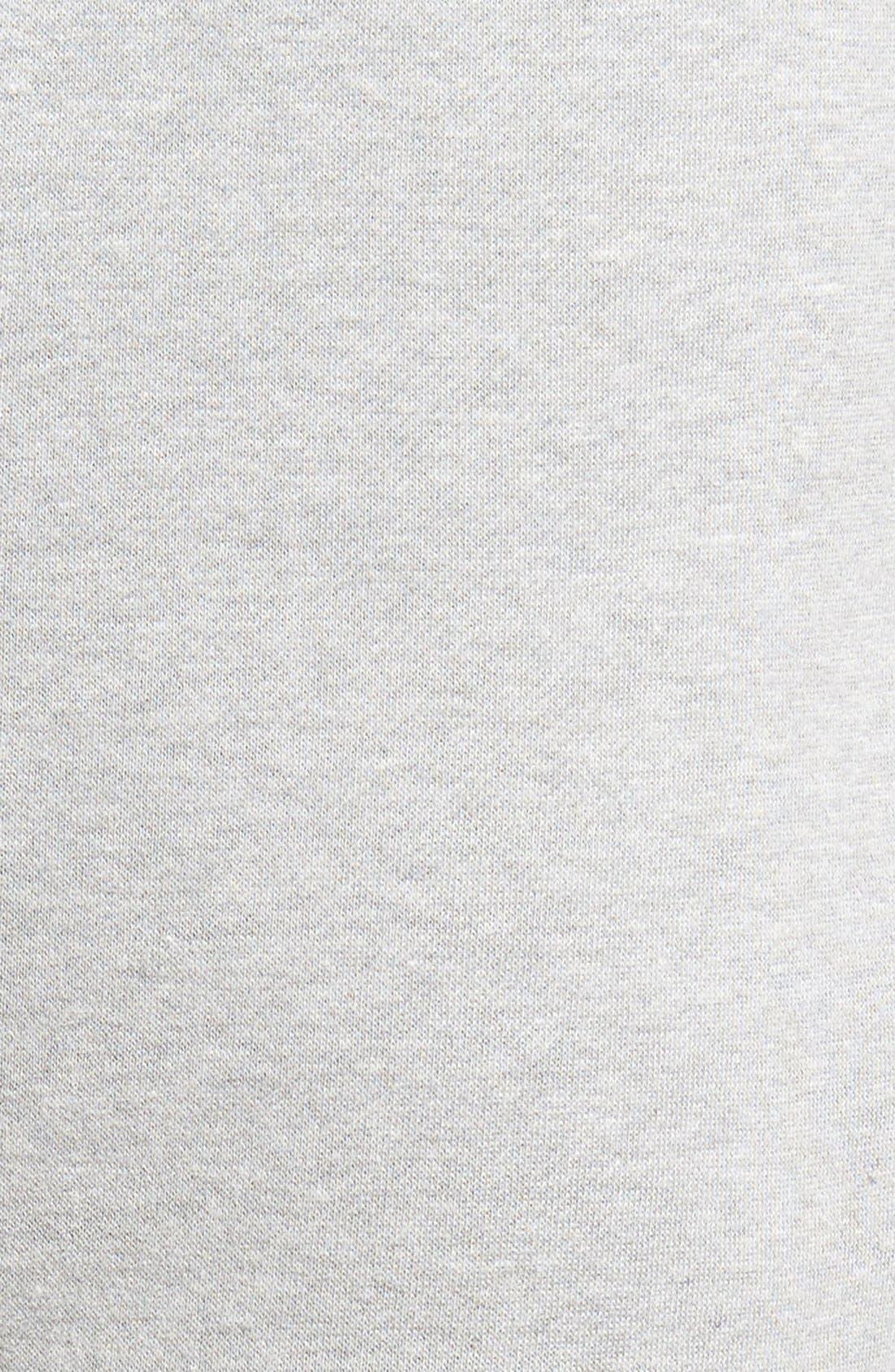 Alternate Image 5  - Polo Ralph Lauren Brushed Jersey Cotton Blend Jogger Pants
