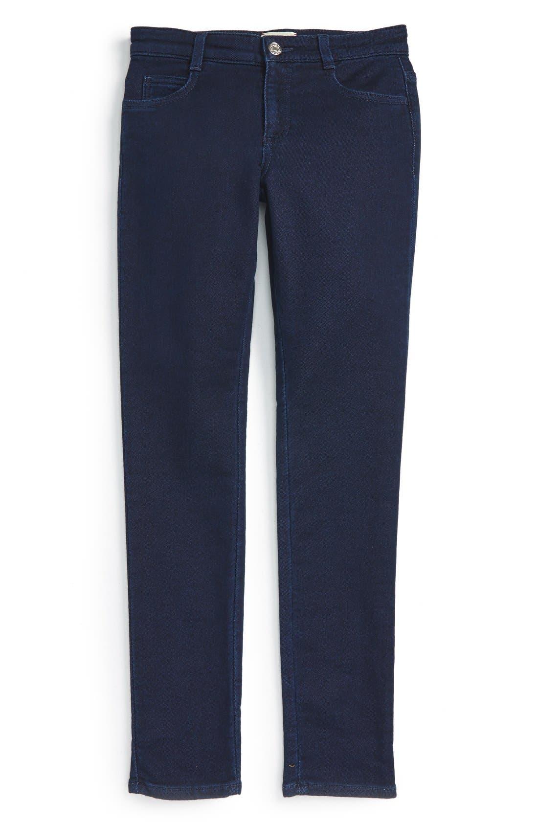 Main Image - Gucci Skinny Knit Pants (Little Girls & Big Girls)