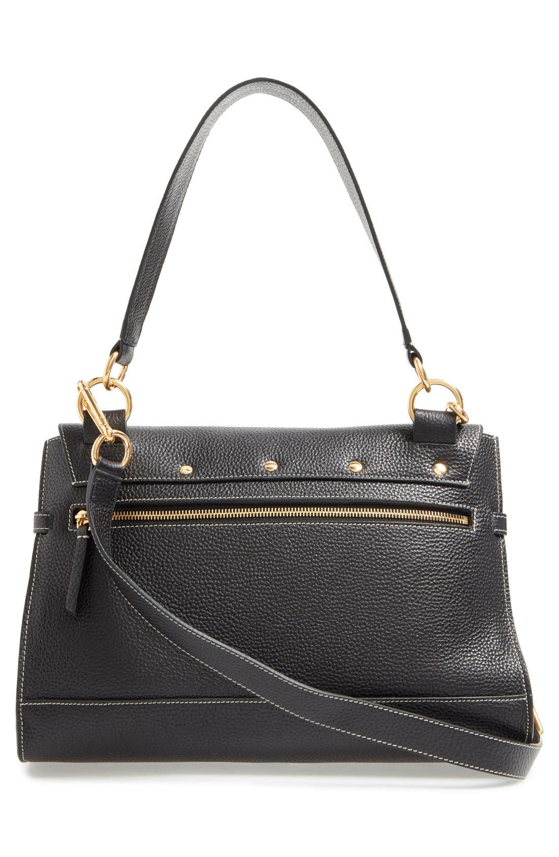 Alternate Image 3  - Mulberry 'Small Buckle' Leather Shoulder Bag