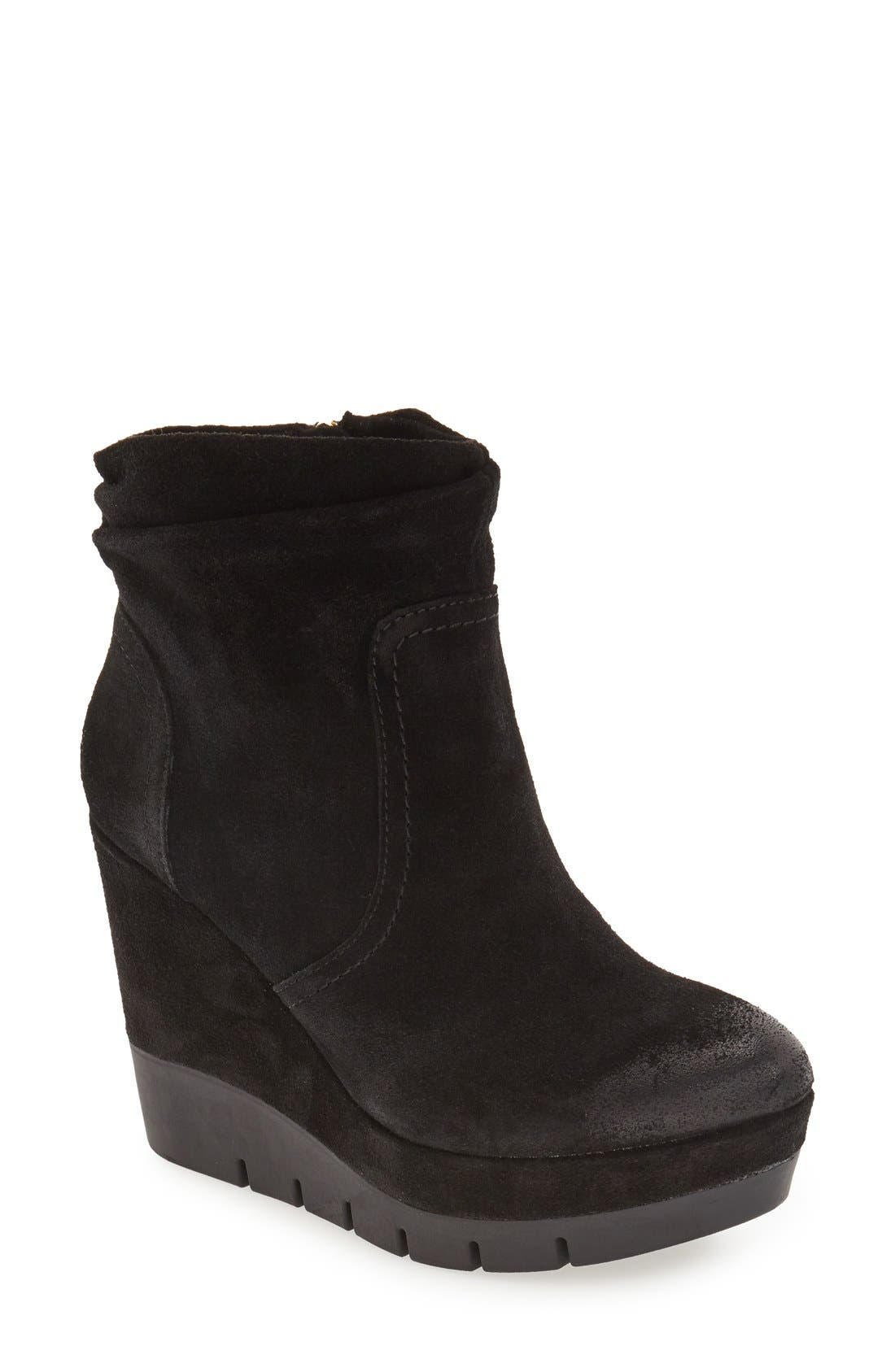 Alternate Image 1 Selected - Isolá Jadyn Wedge Bootie (Women)