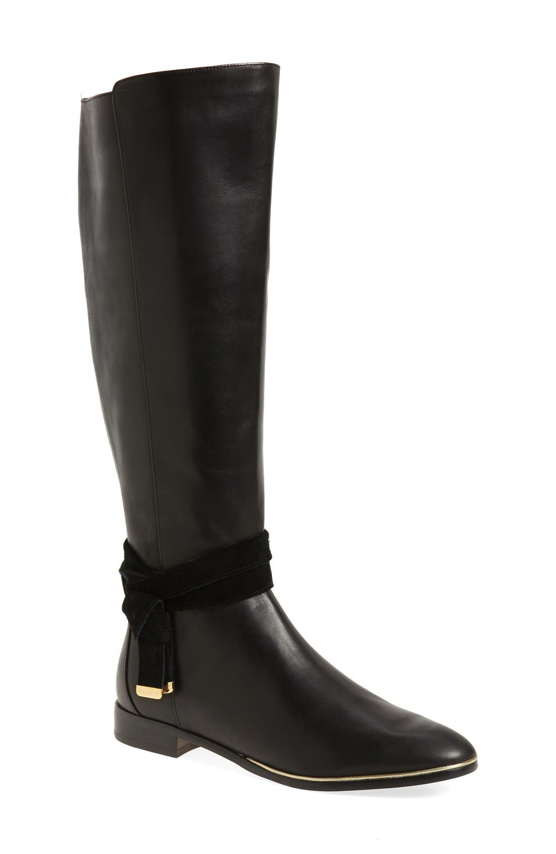 Alternate Image 1 Selected - Ted Baker London 'Enjaku' Tall Boot (Women)