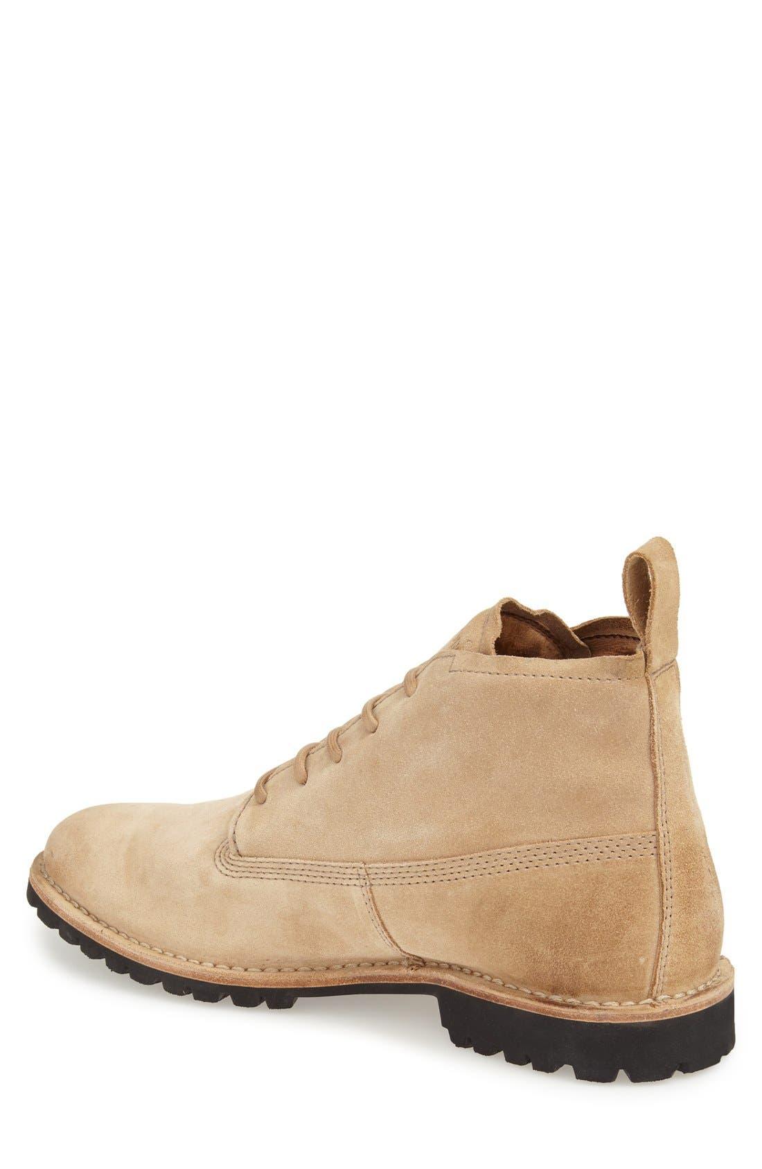 Alternate Image 2  - Blackstone 'KM07' Plain Toe Boot (Men)