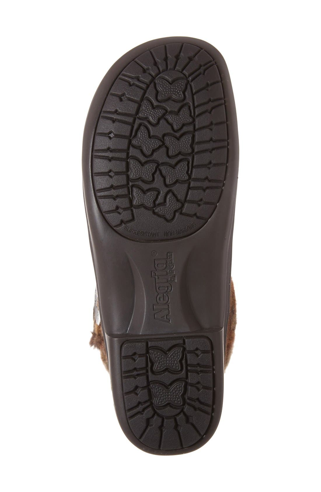 Alternate Image 4  - Alegria 'Nanook' Suede Boot (Women)