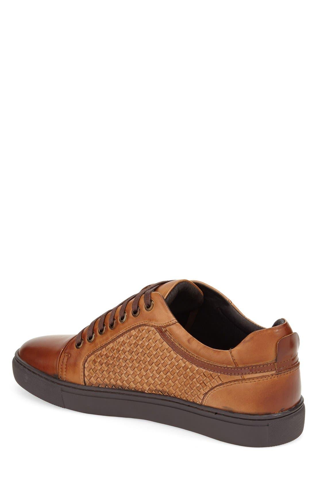 Alternate Image 2  - Zanzara 'Rhythm' Woven Sneaker (Men)