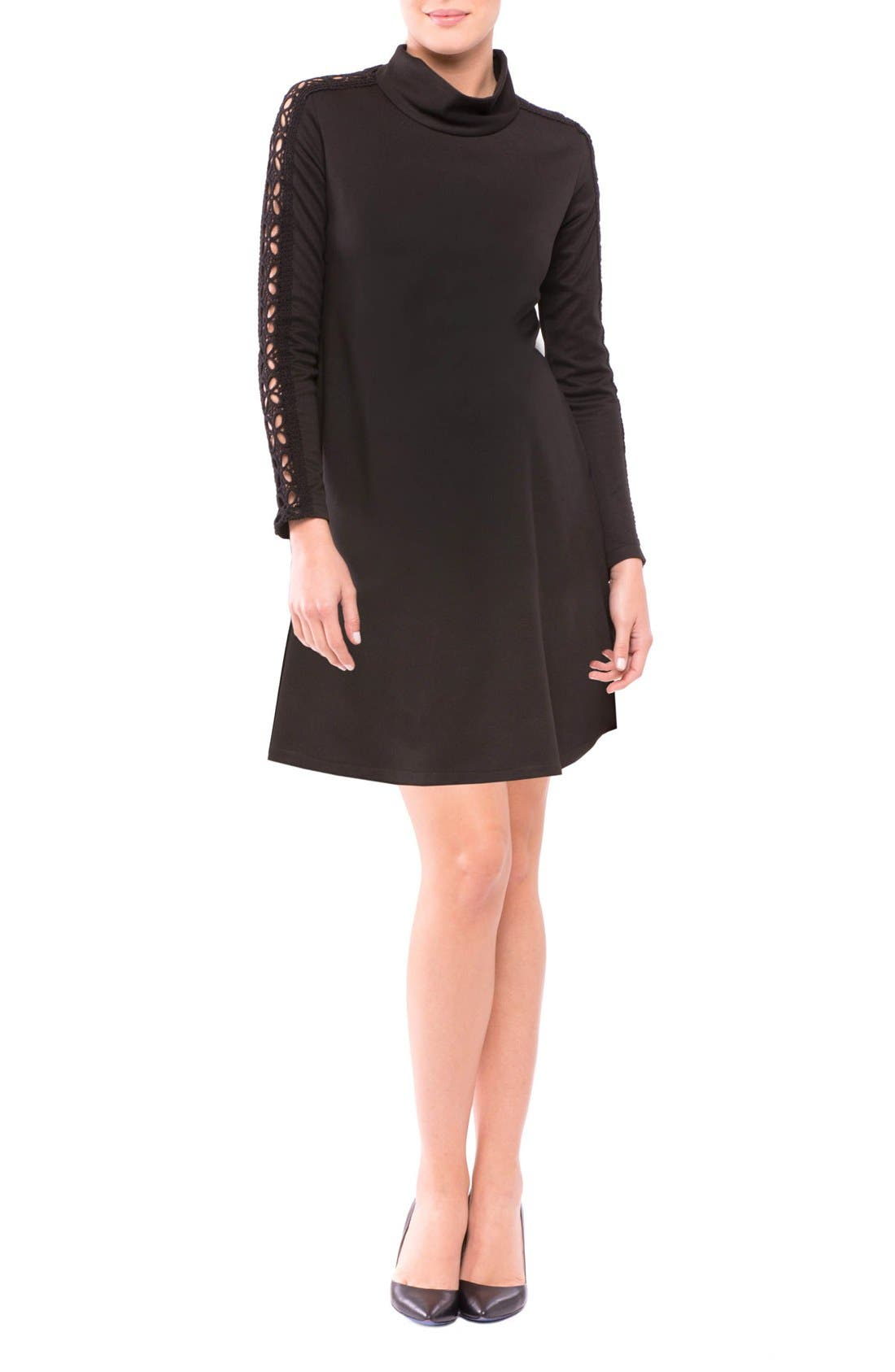 Alternate Image 1 Selected - Olian Caroline Maternity Dress